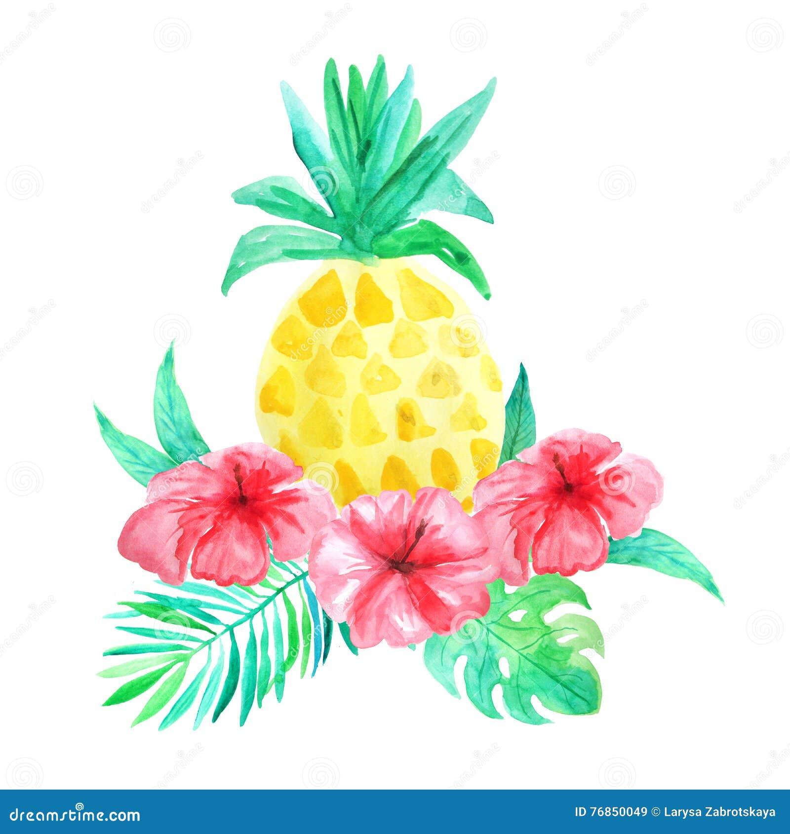 Pineapple Green Paint