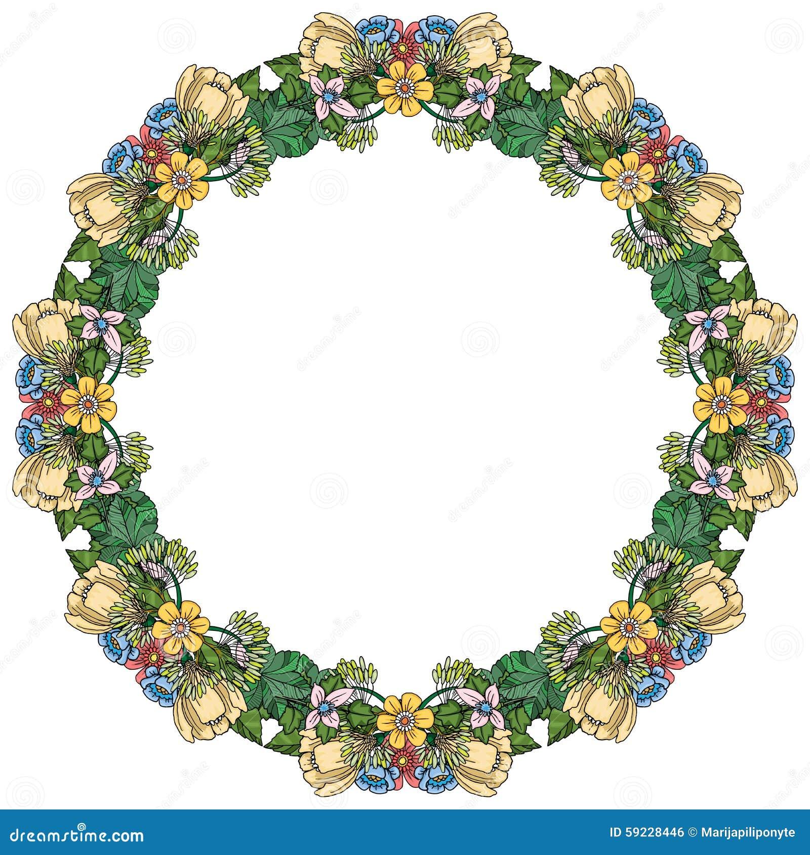 Download Flores, Hojas Y Plantas Al Azar Coloridas Ilustración del Vector - Ilustración de adorne, gráfico: 59228446