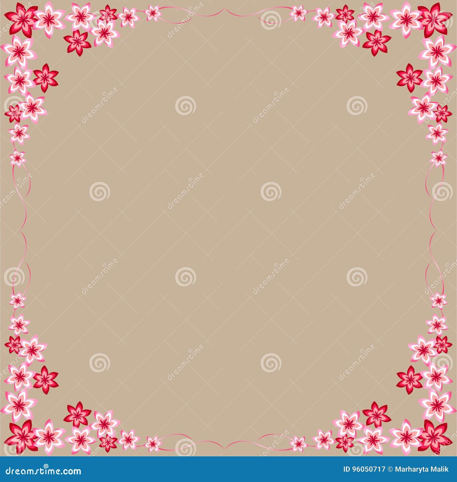 Flores, Rojo, Rosa, Marcos, Fondo Gris, Flores Coloridas, Ideas ...