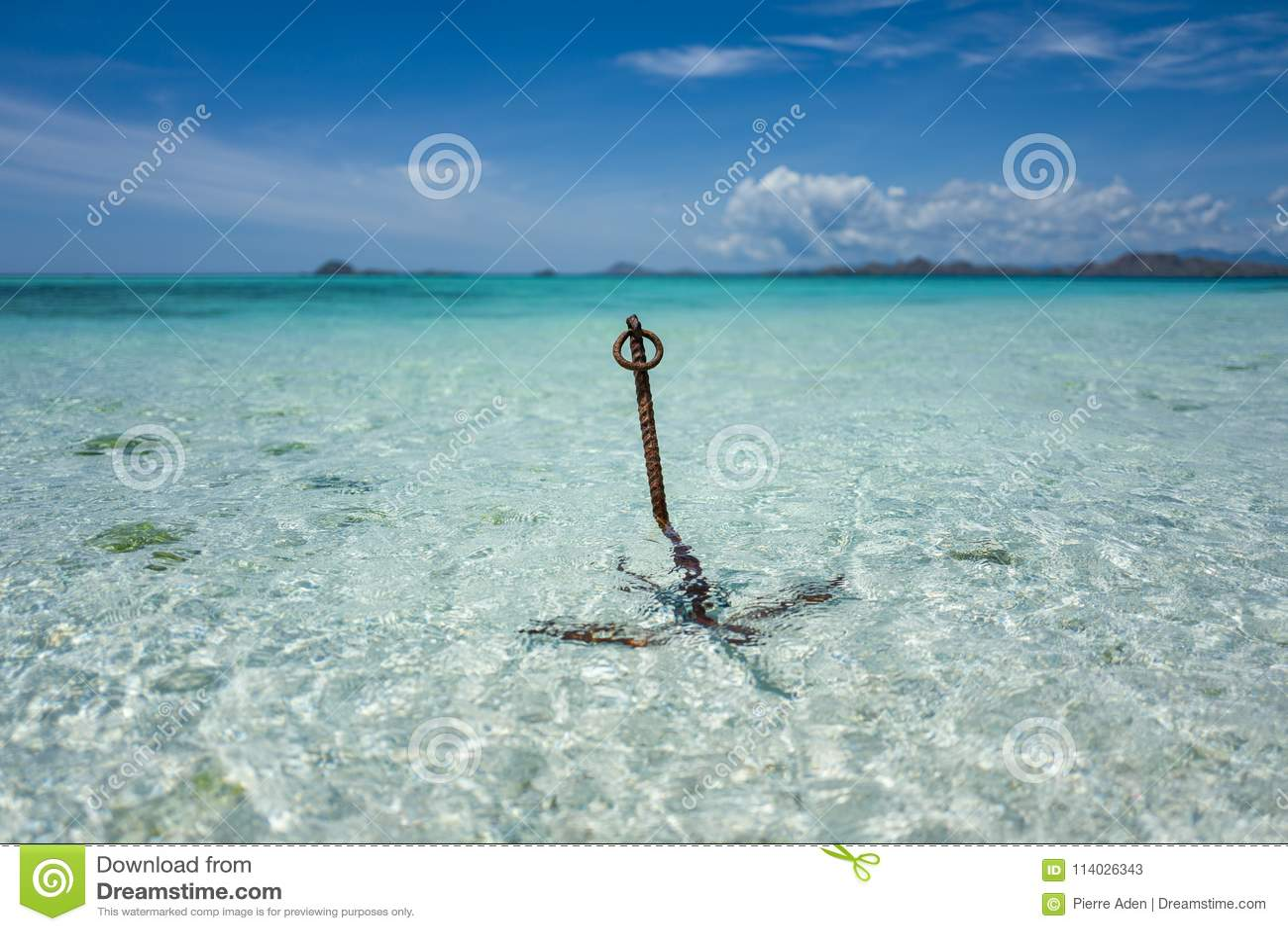 The Flores Taka Makassar Beach