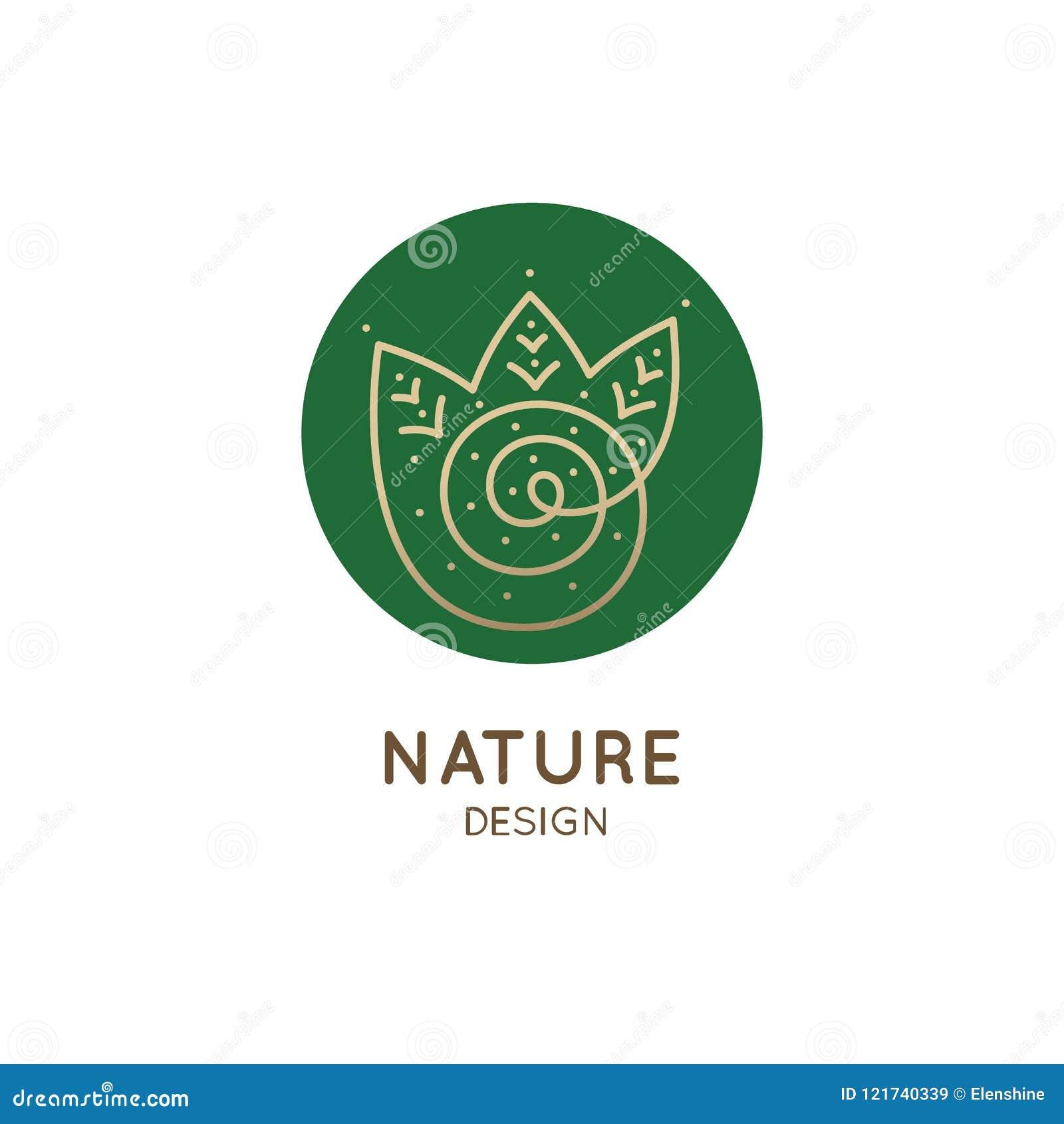 Floresta espiral do logotipo