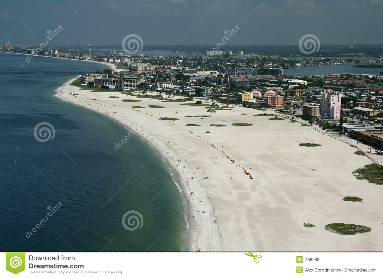 Download Florida Beach stock photo. Image of gulf, blue, florida - 466388