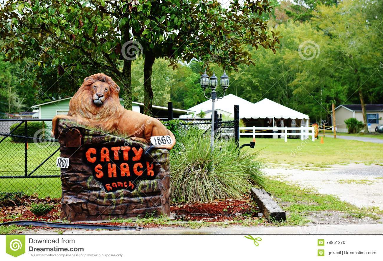 Florida catty shack ranch wildlife sanctuary editorial for Sanctuary ranch