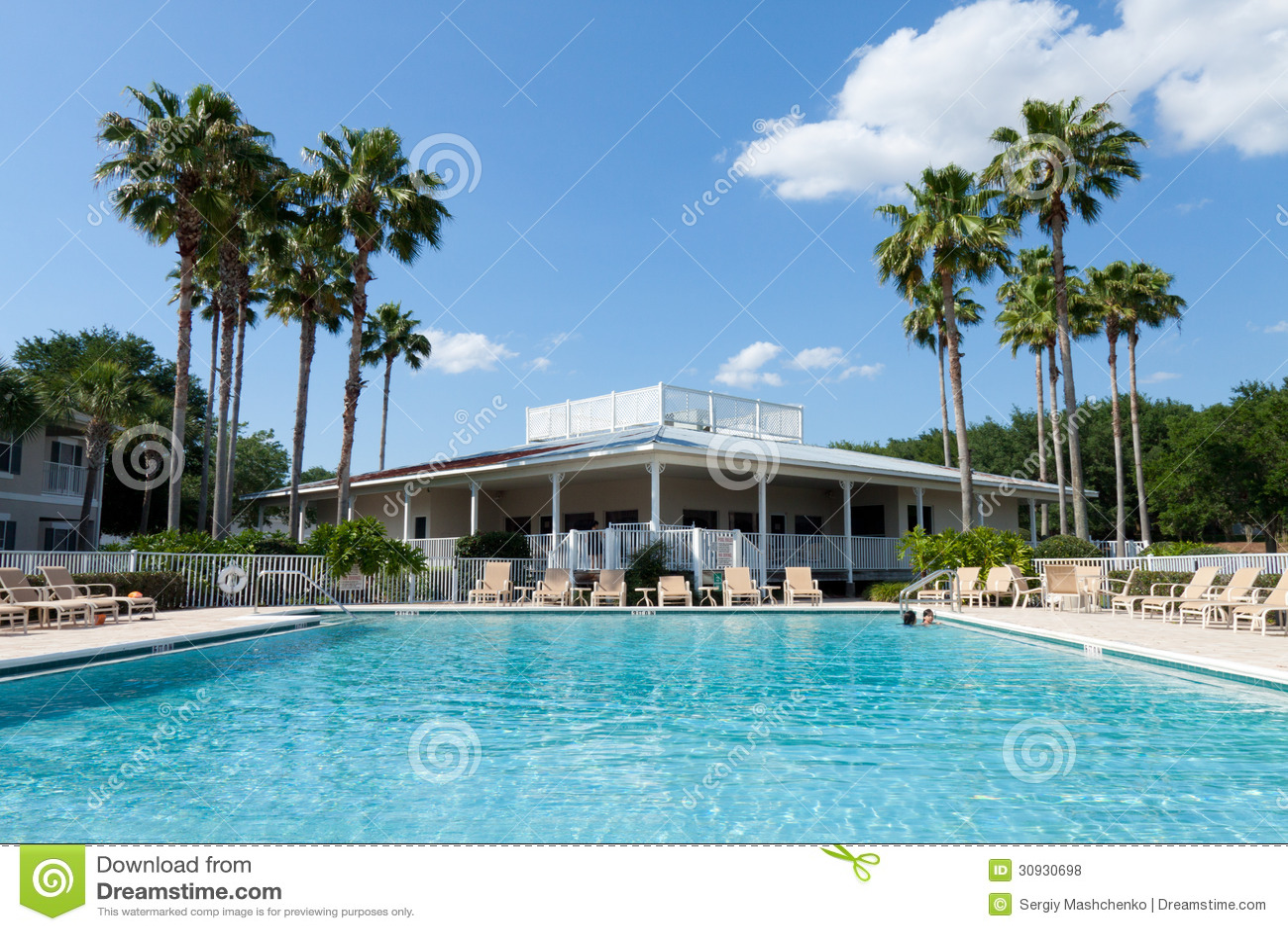 Florida Paradise Royalty Free Stock Photos Image 30930698