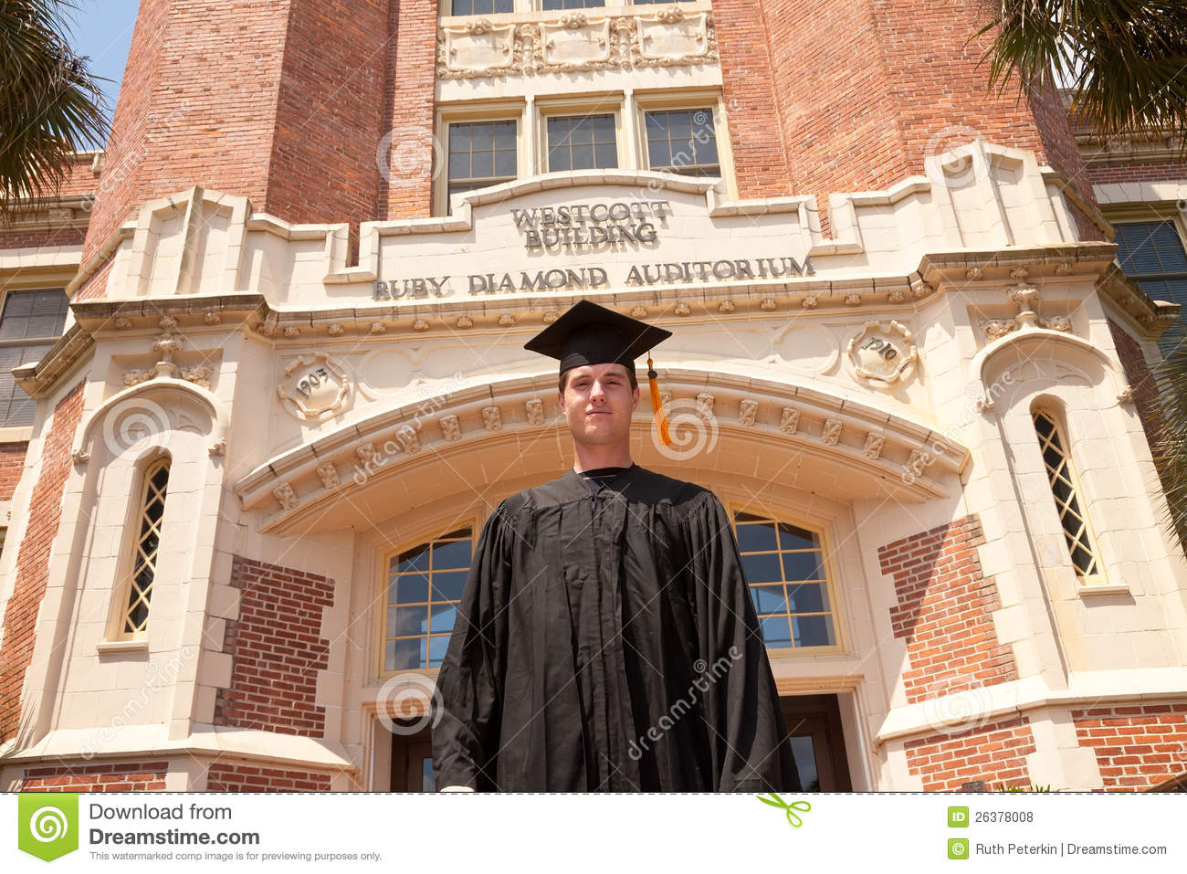 Florida State Cap And Gown - Sqqps.com