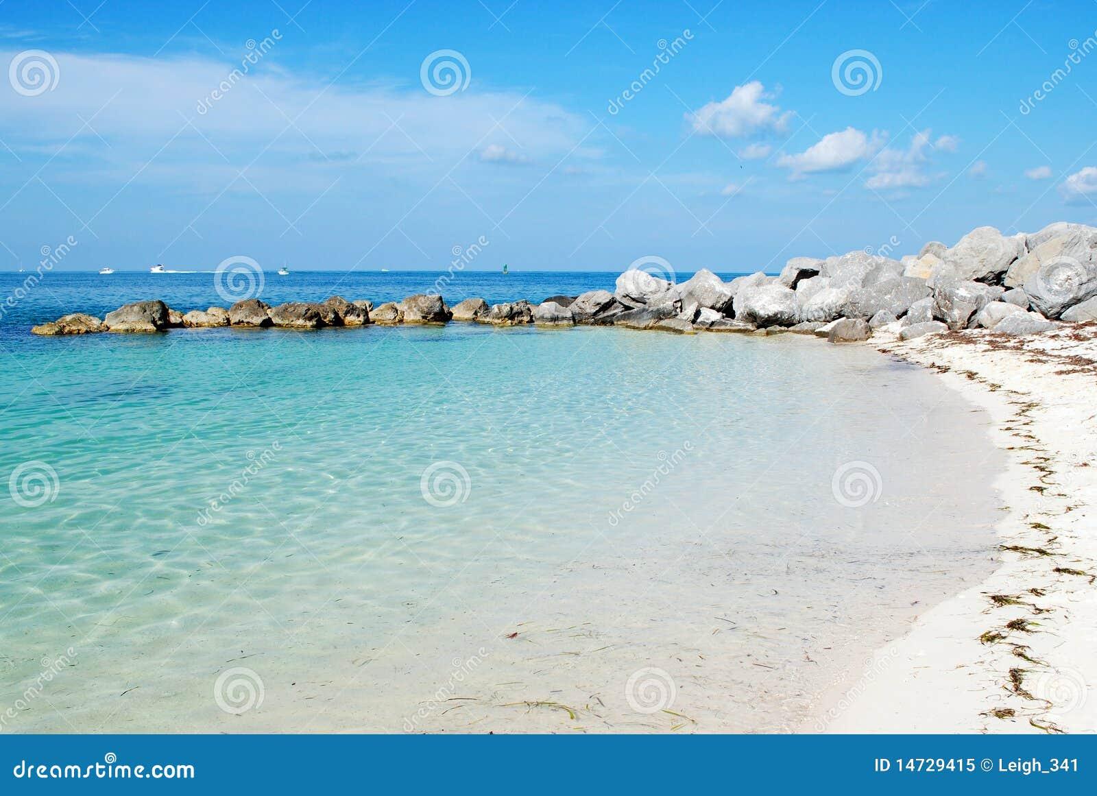 Florida widok na ocean