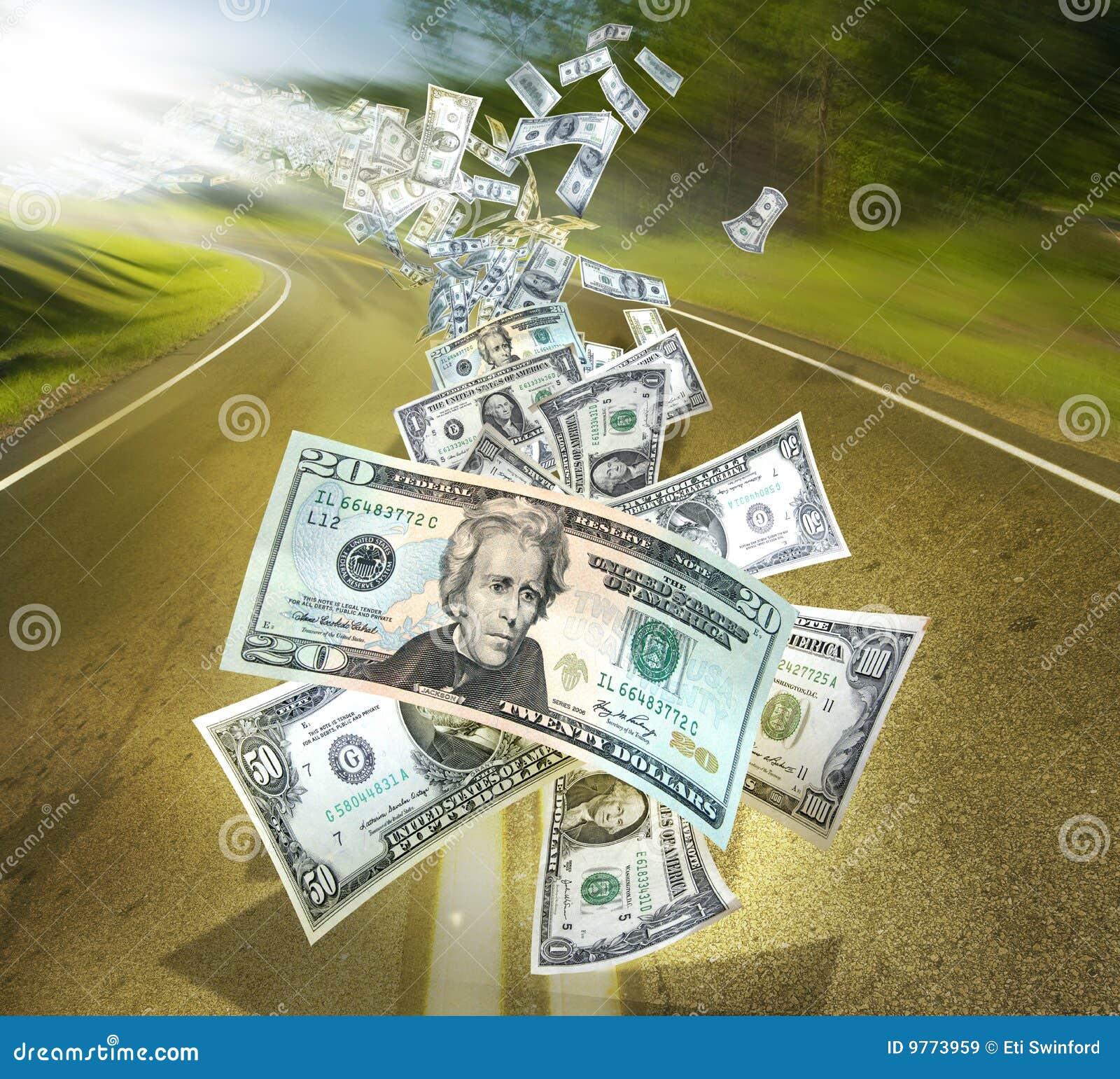 Flot d argent