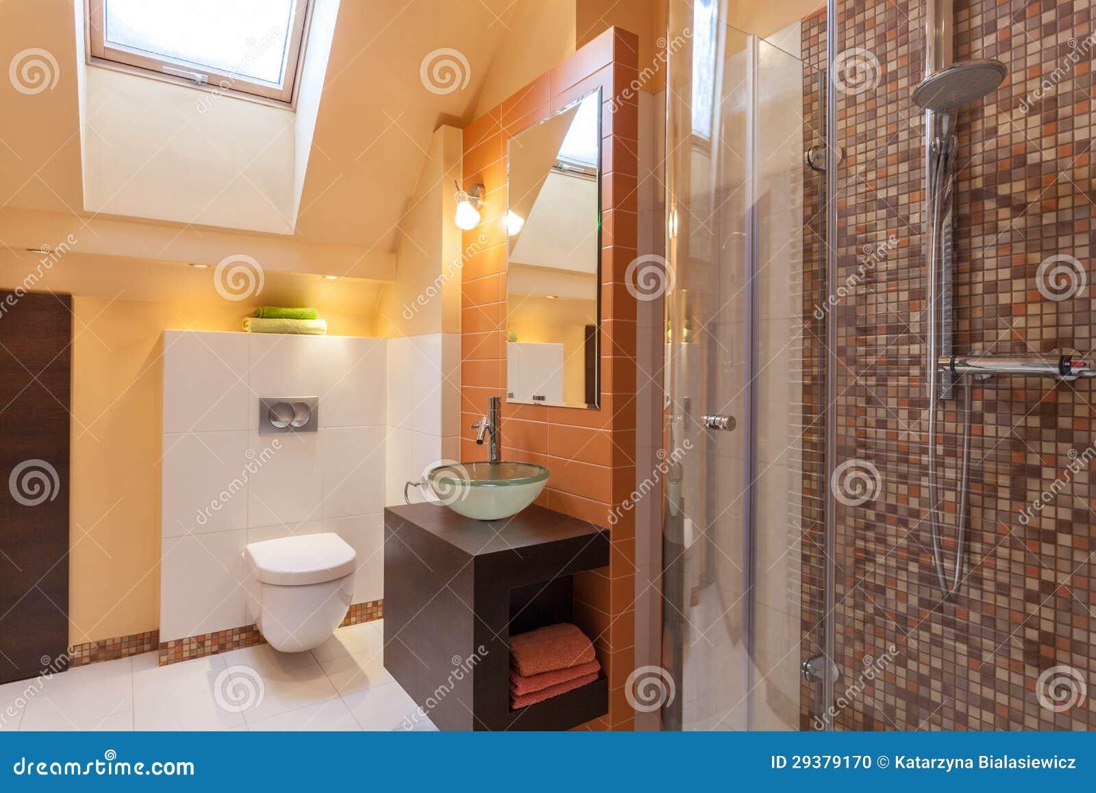 Flott hus - badruminre