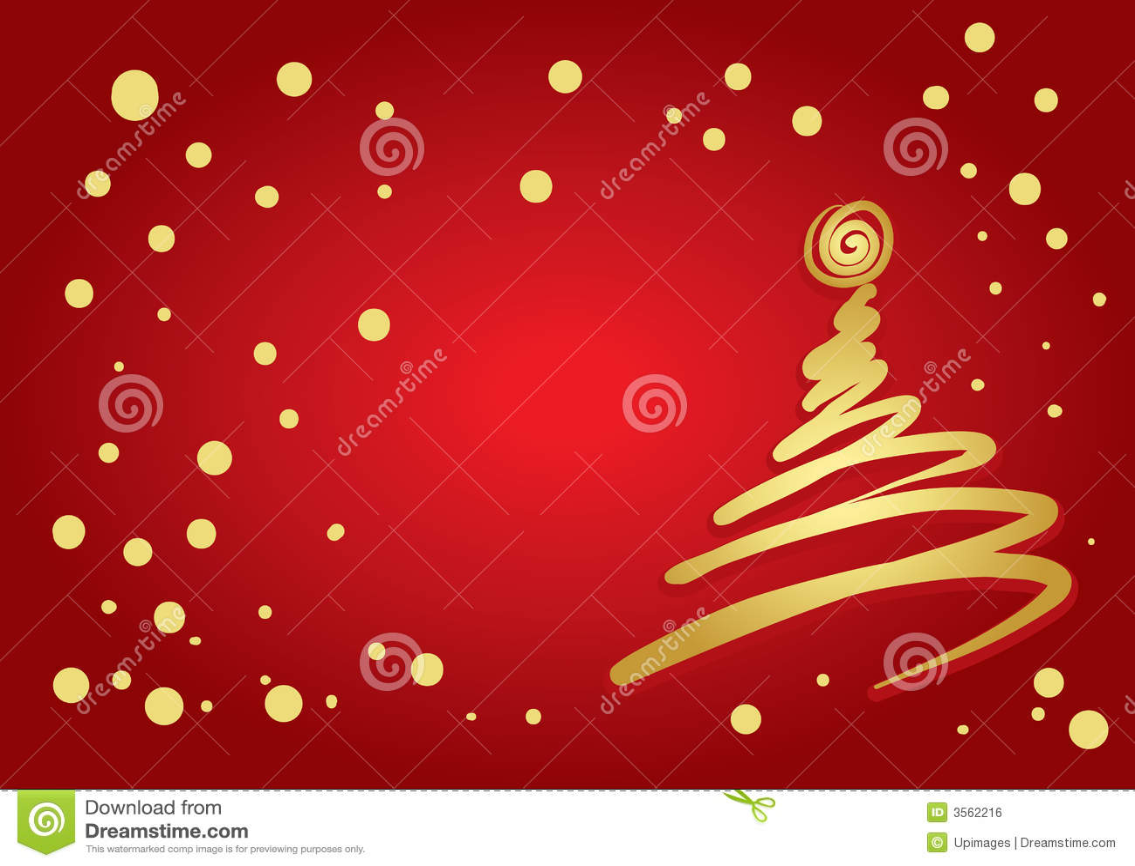 Flourish da árvore de Natal