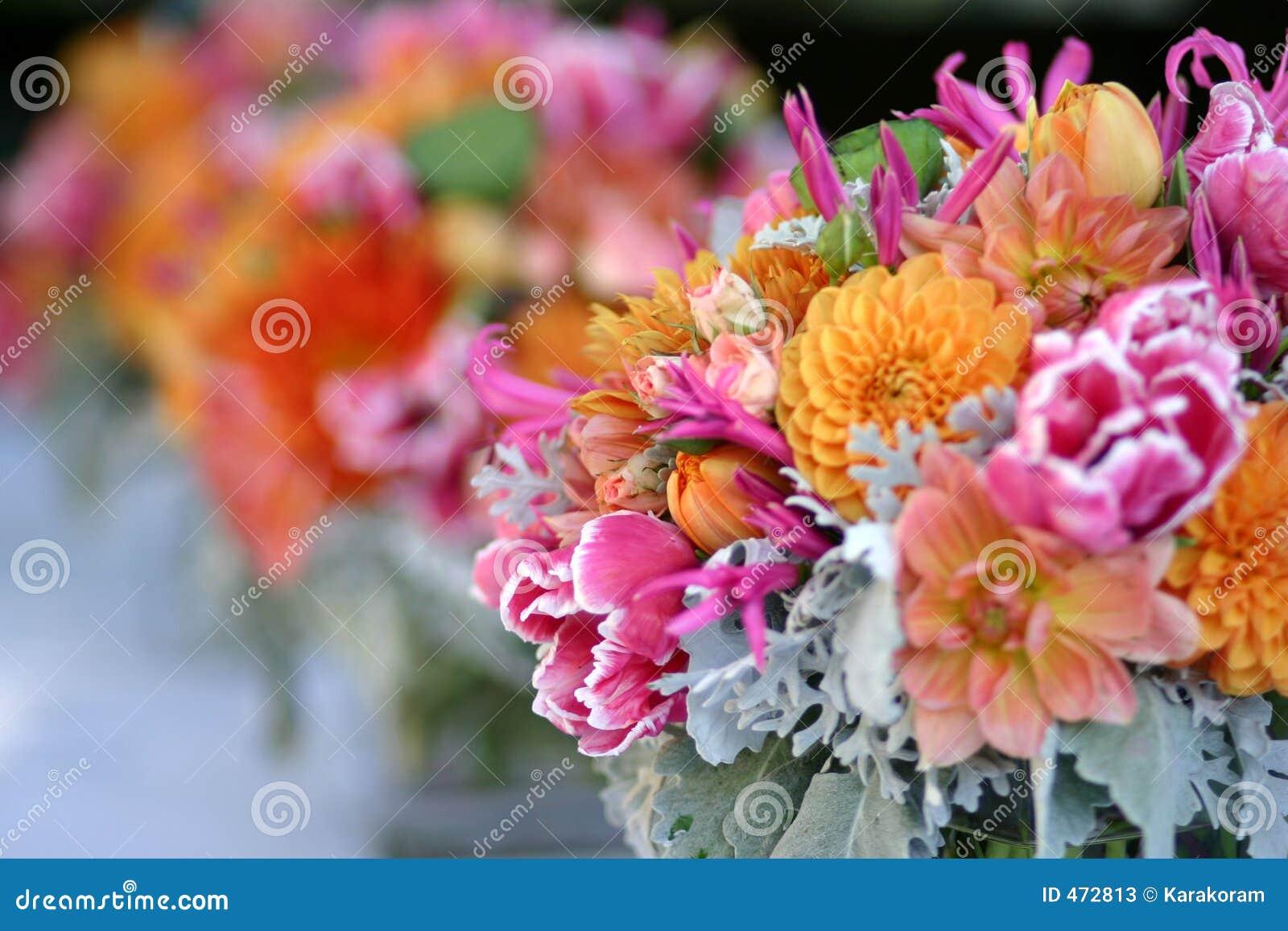 Download Flower arrangement stock image. Image of wedding, design - 472813