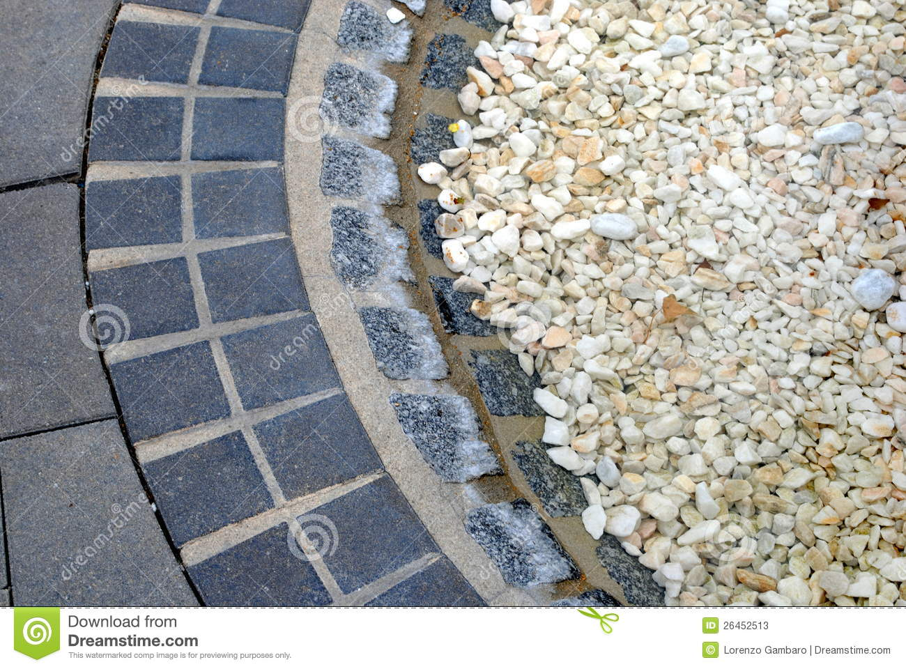 Stunning Flower_Bed_Rock_Borders http://.dreamstime.com/stock-photos-flower  1300 x 960 · 242 kB · jpeg