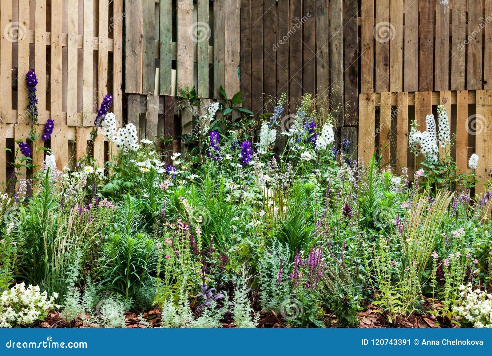 Flower Garden Fence Designs Kusmun