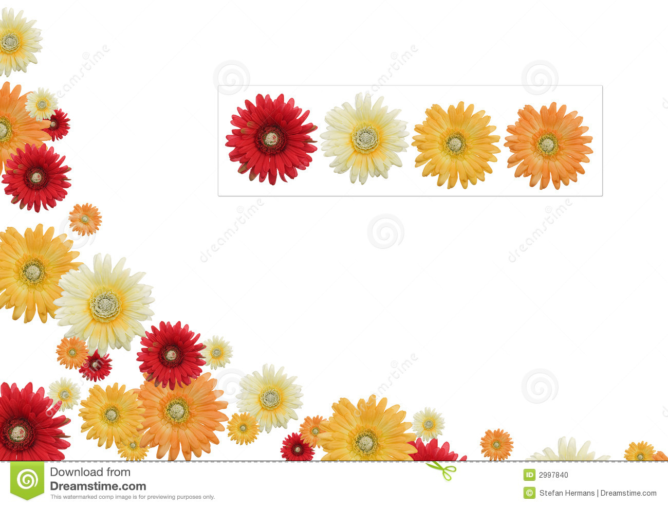 Clipart Red Roses Border