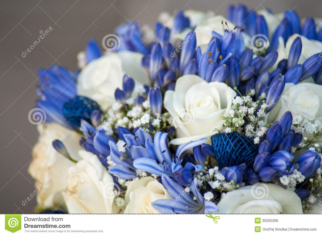 wallpaper flowers bouquet blue - photo #45