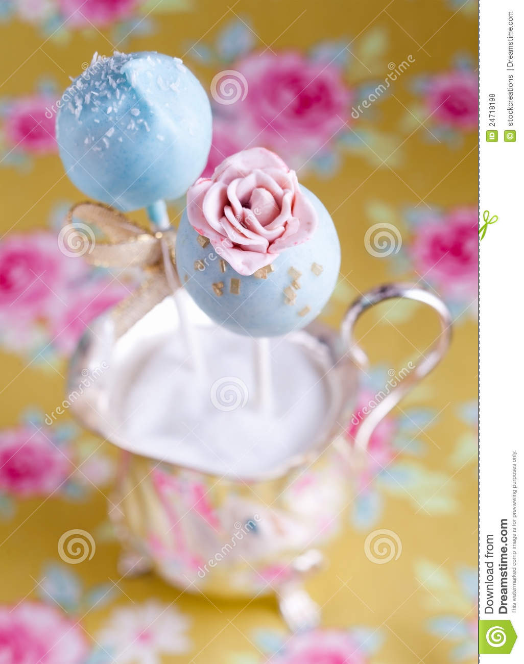 How To Melt Icing For Cake Pops