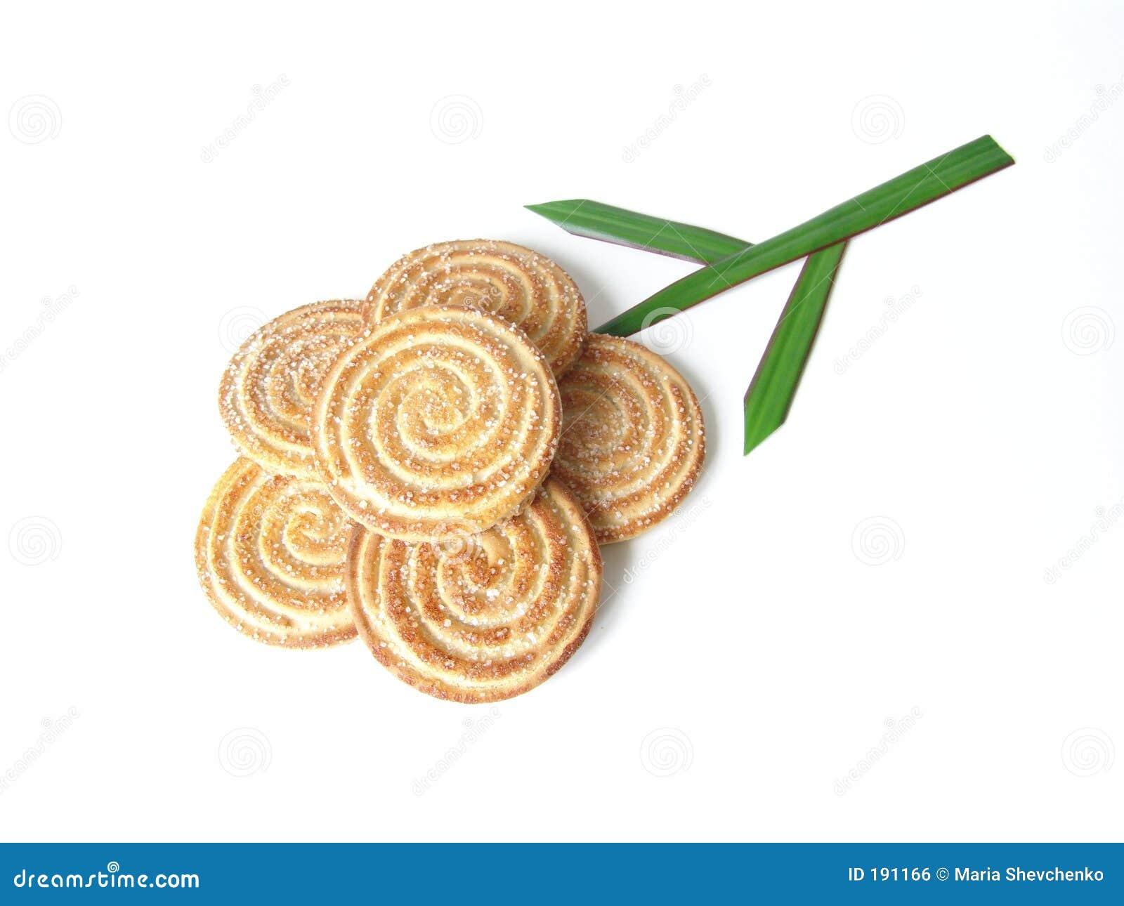Flower-cookie