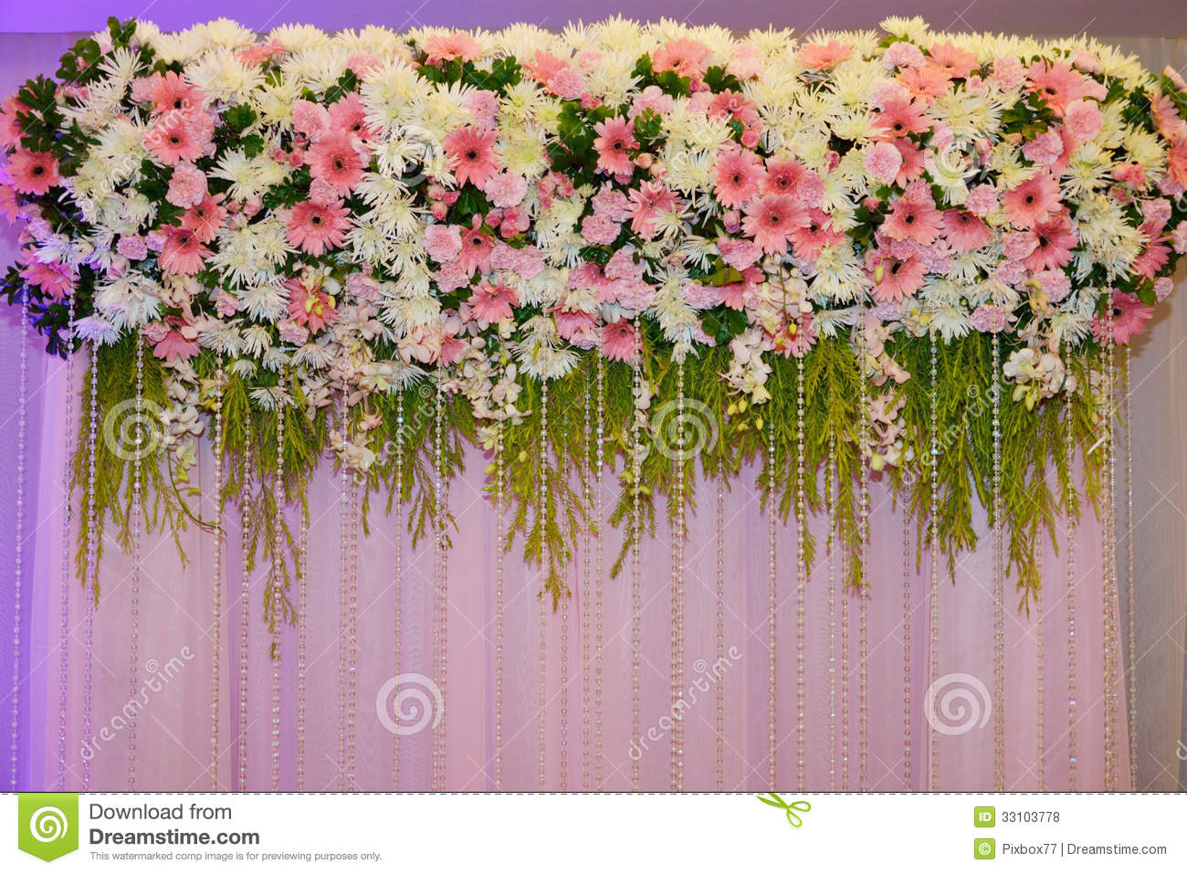 Flower decorate backdrop royalty free stock photos image for Background decoration images