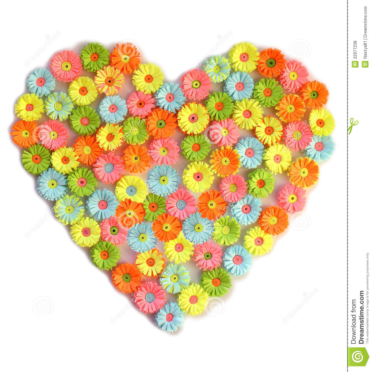 beautiful yellow flowers heart shaped stock photos, images, Beautiful flower