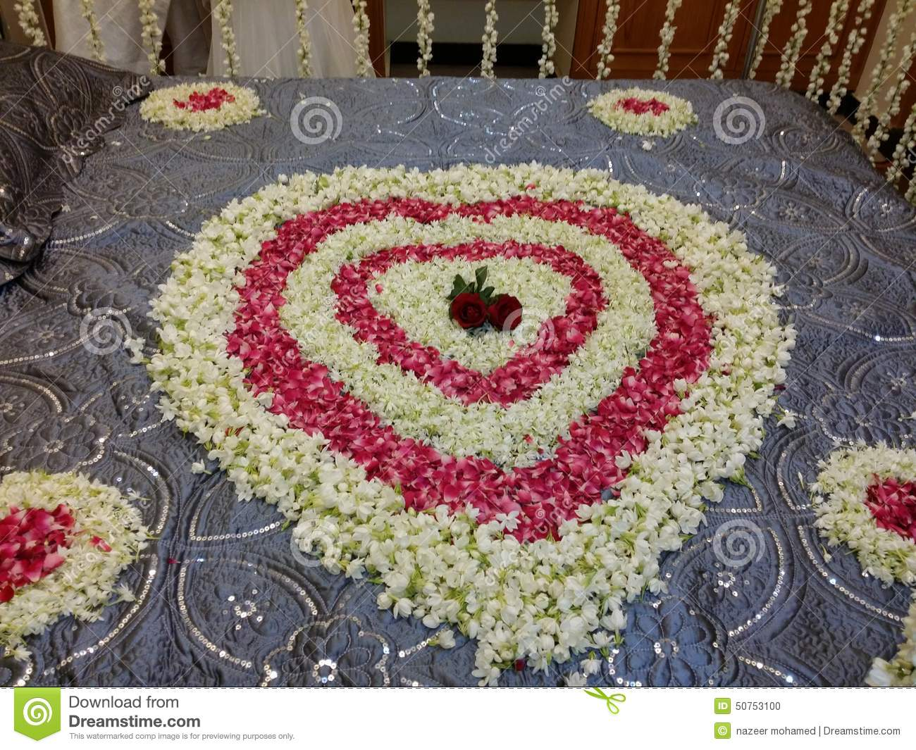 decoration marriage bed. How To Decorate First Night Bed  for Bedroom Flower Decoration 183qdu 32 Beauty