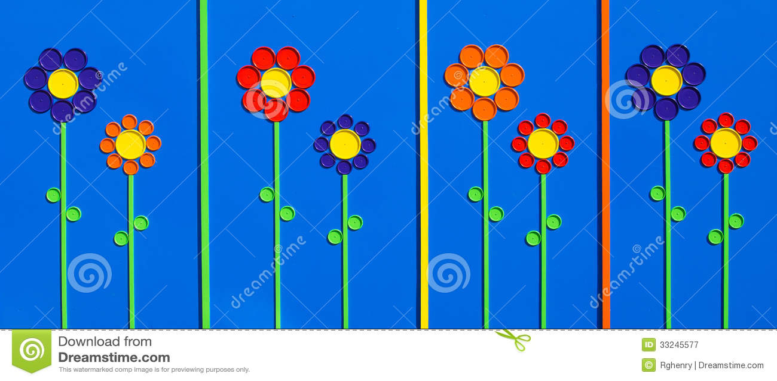 Flower Lids