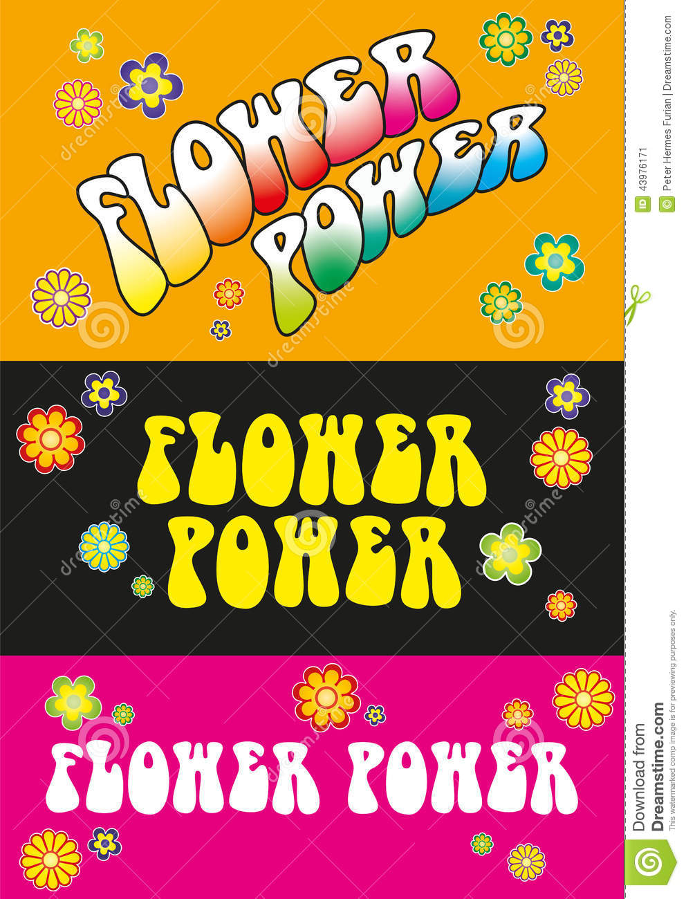 Flower Power Lettering Stock Vector  Image 43976171. Online Coupons. Graduation Murals. Rectangular Banners. Bear Hunting Decals. Romantic Murals. Lung Abscess Signs. Inappropriate Signs. Iron Man Logo