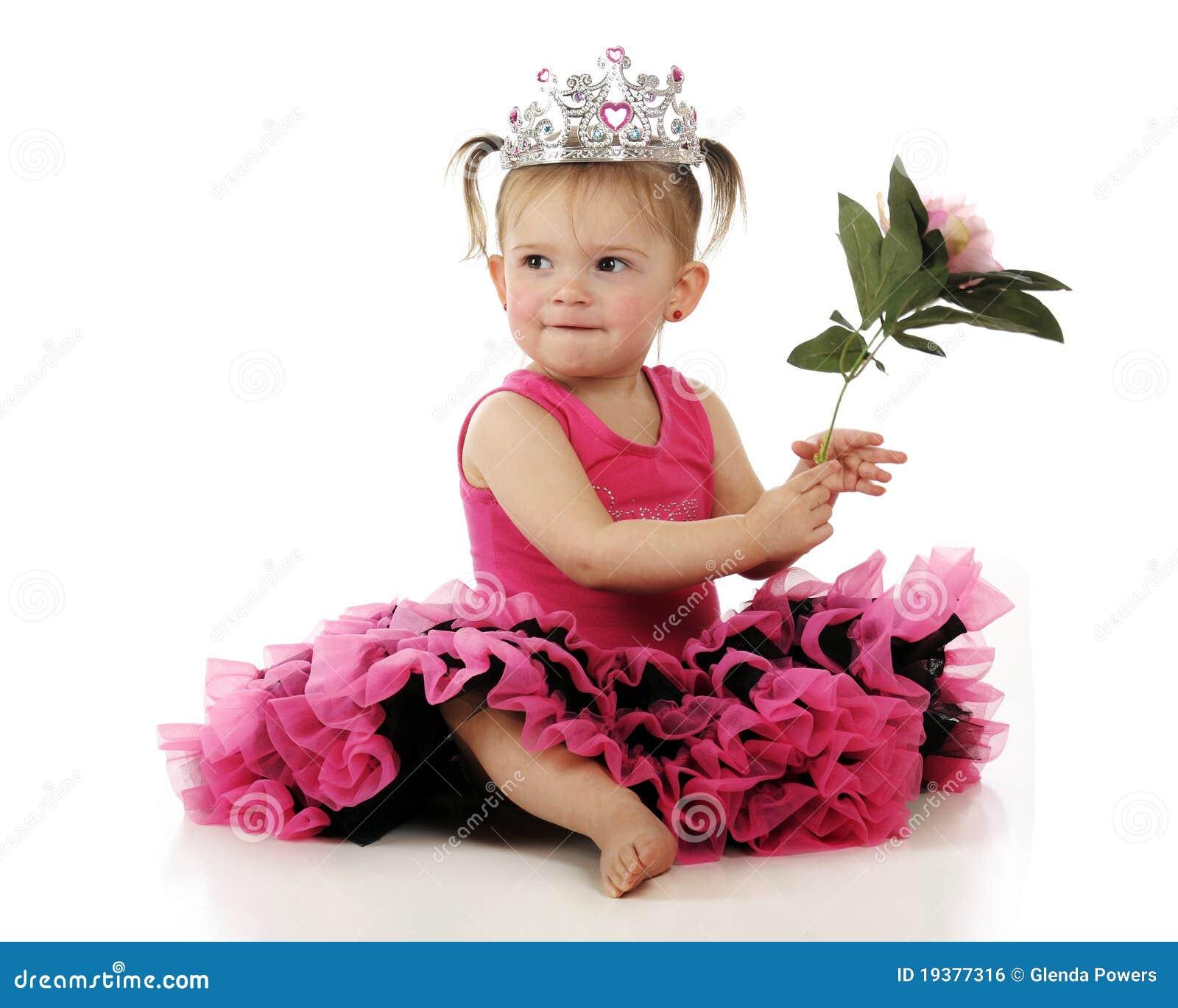 Flower Princess Royalty Free Stock Image Image