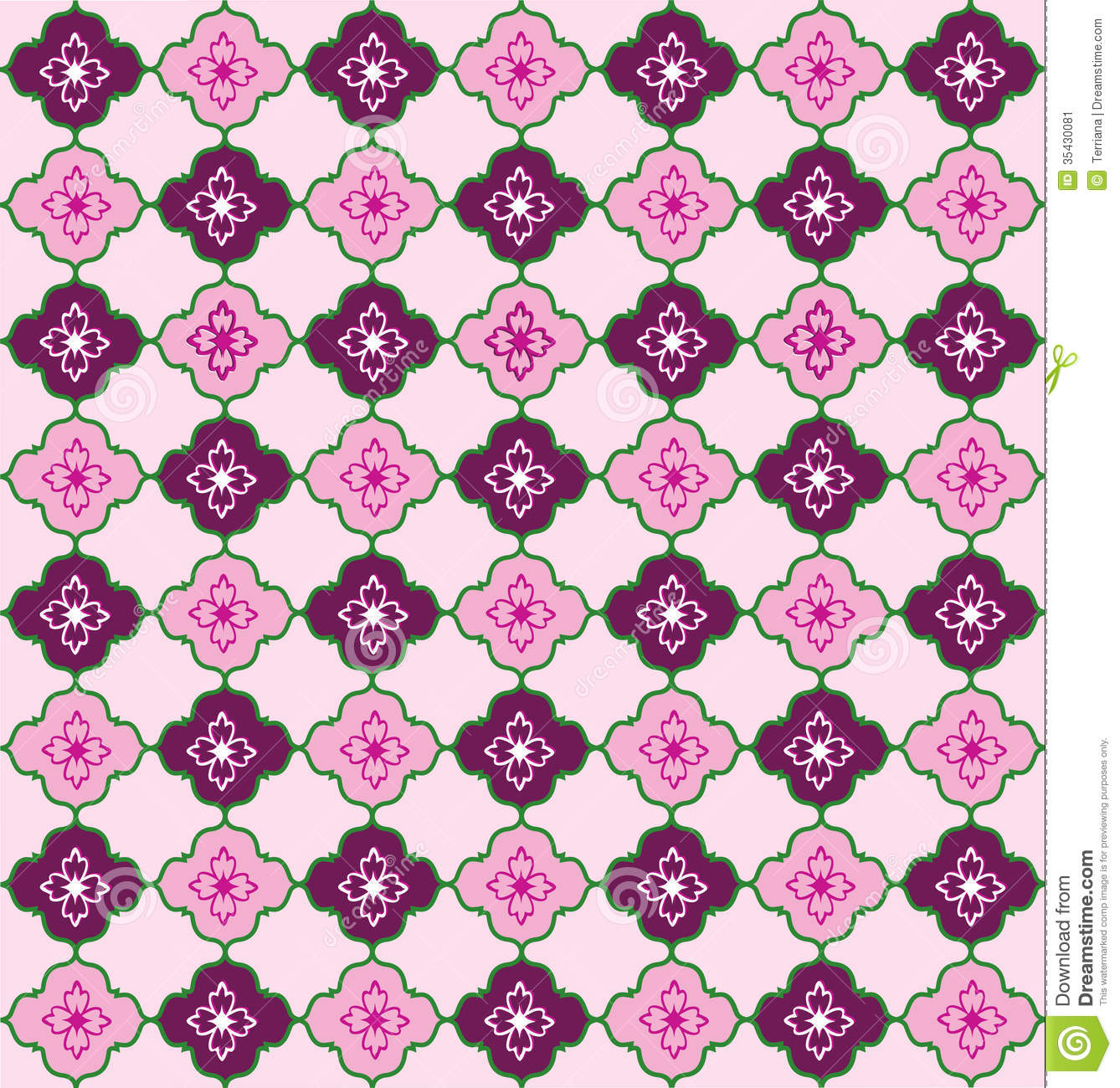 Chinese Flower Patterns And Designs Flower ornamental pattern over