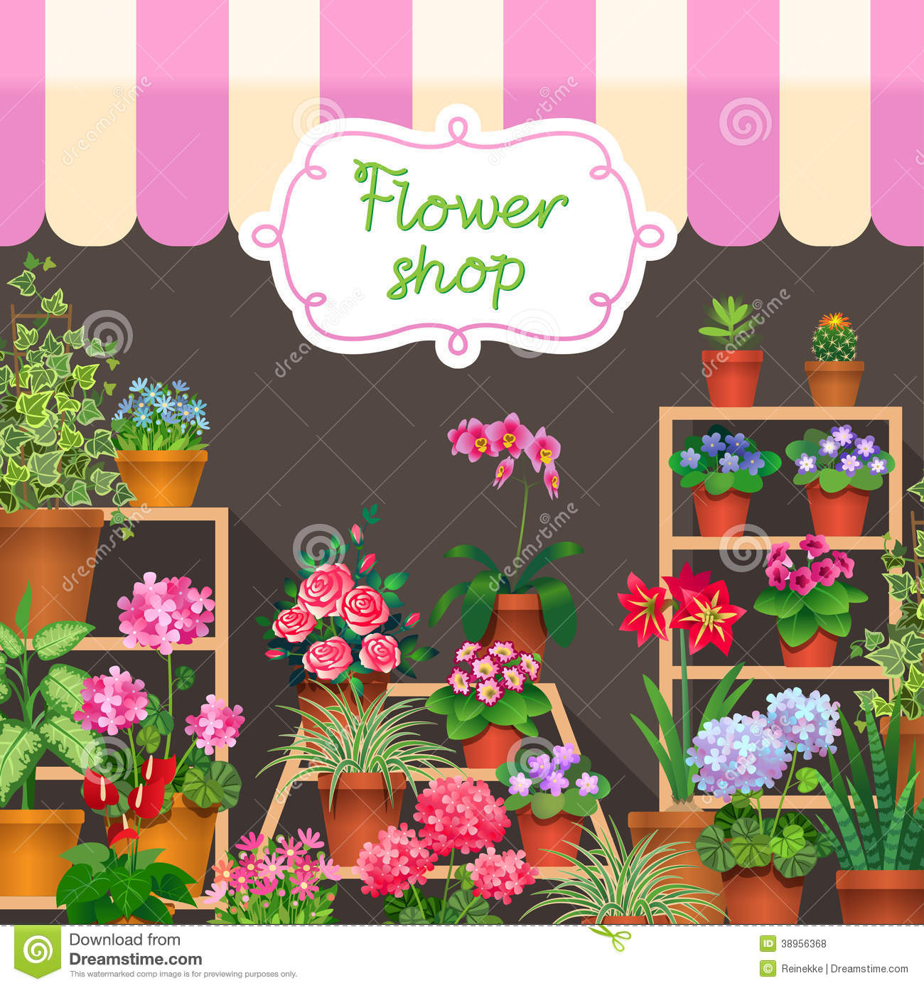 flower shop business plan
