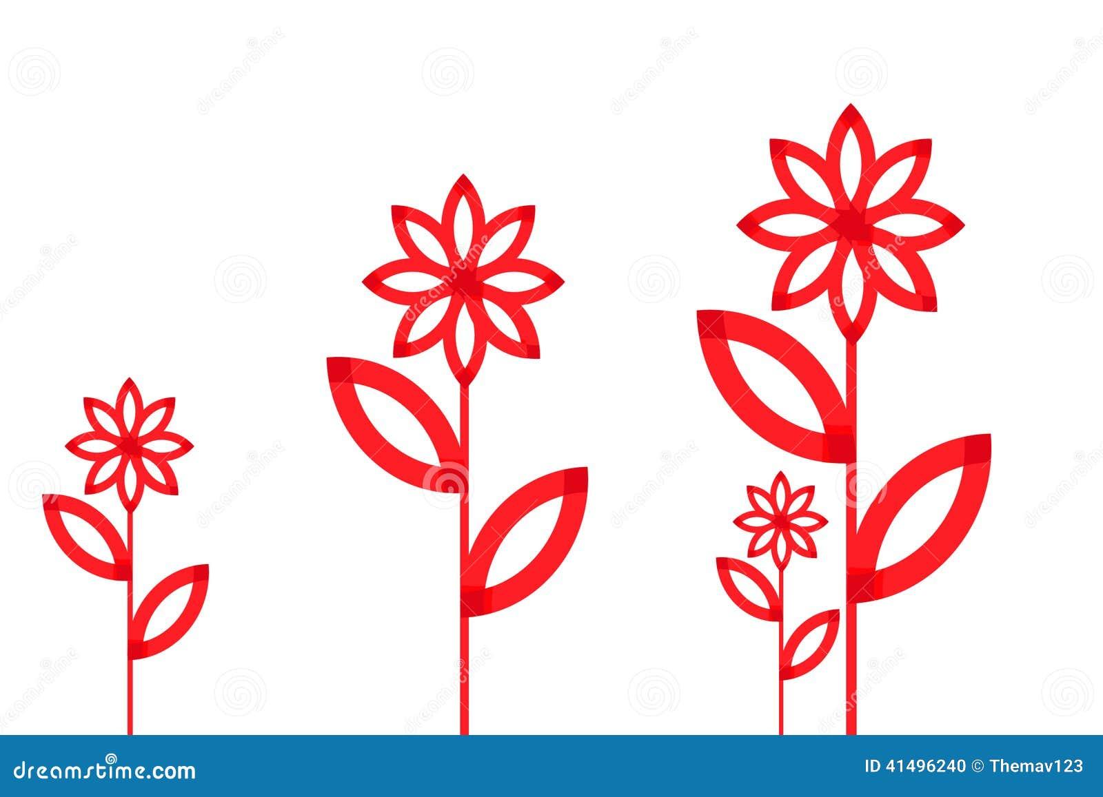 Flower symbol stock illustration illustration of white 41496240 flower symbol biocorpaavc Choice Image