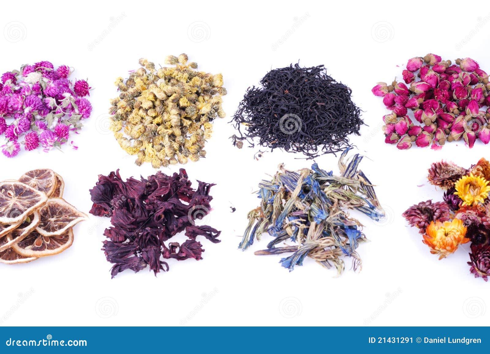 Flower tea close up stock image image 21431291