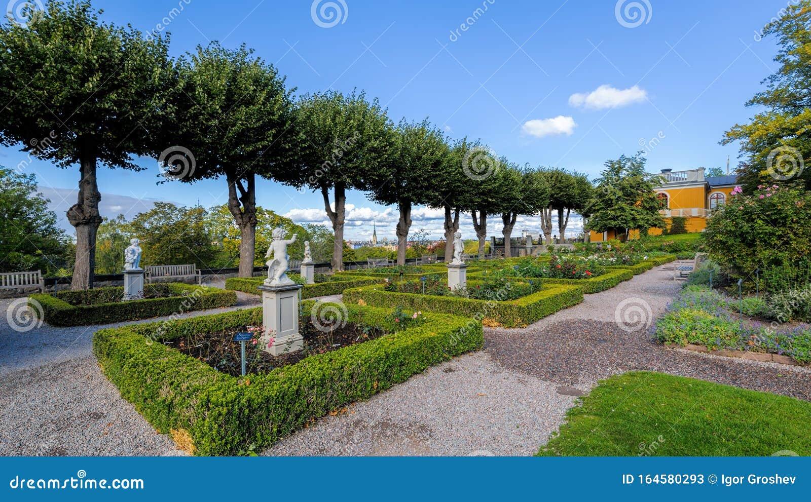 rose garden stockholm