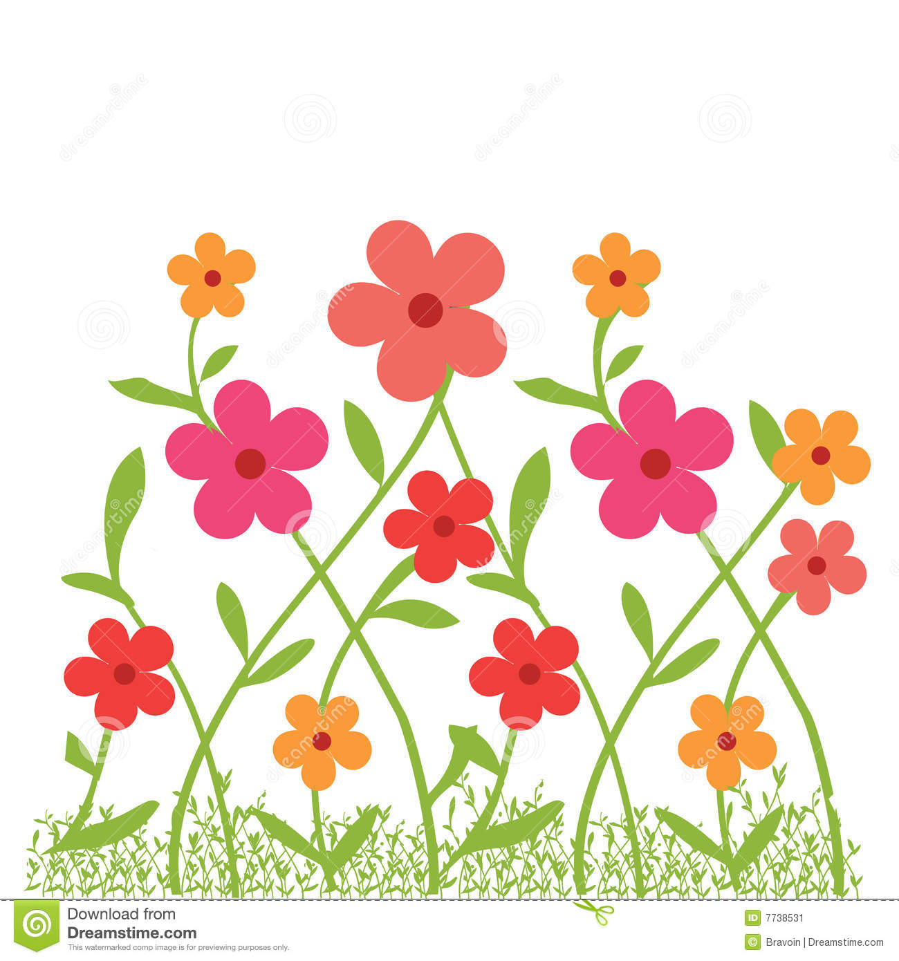 Garden Stock Illustrations 342057 Garden Stock Illustrations
