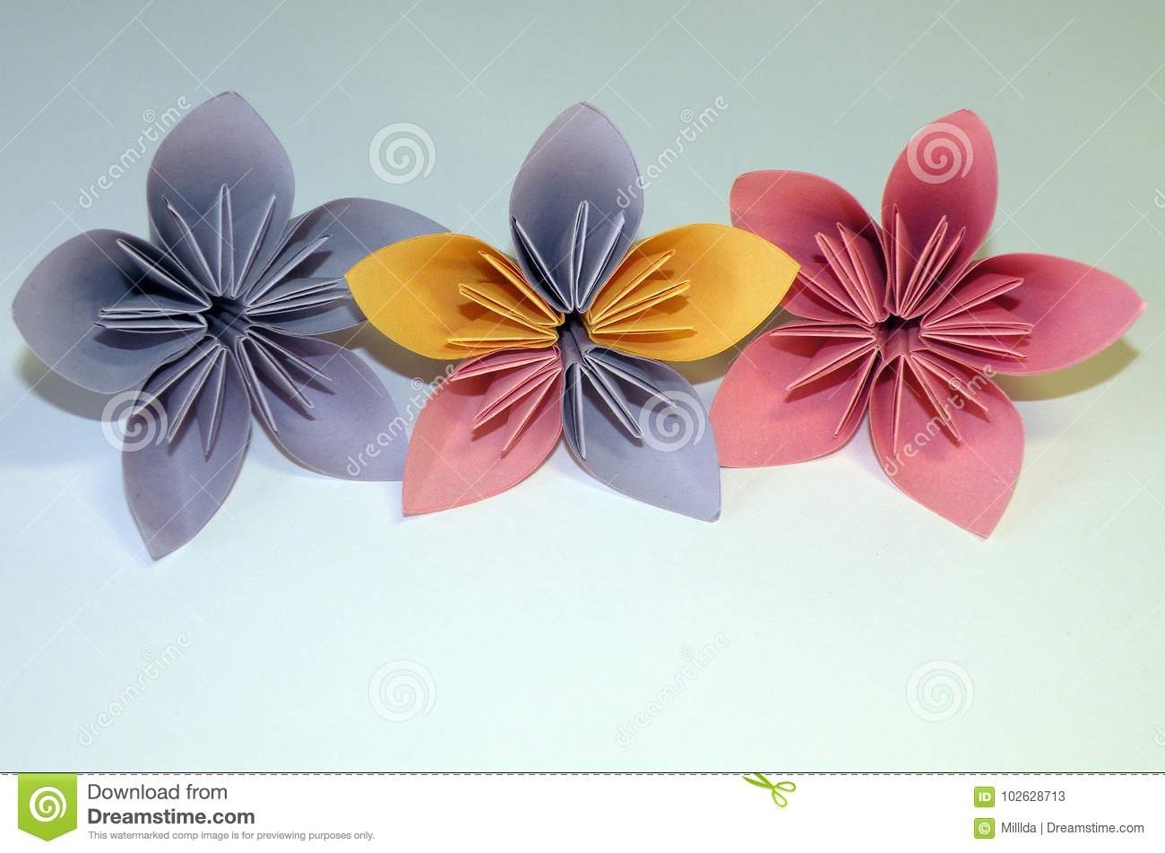 Colorful origami flowers stock image image of closeup 102628713 download colorful origami flowers stock image image of closeup 102628713 mightylinksfo