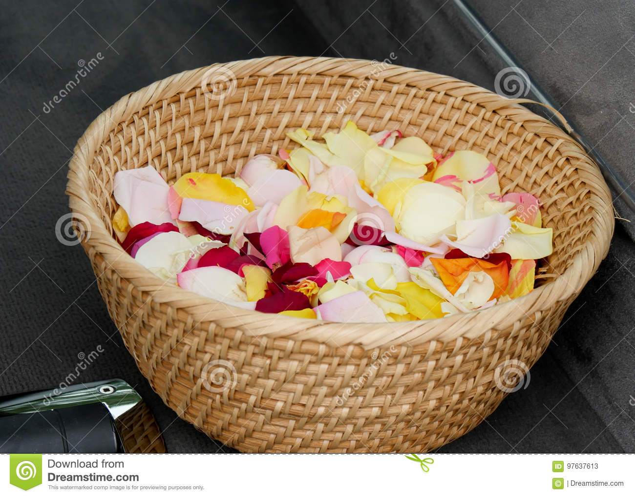 Flowers Ready For Funeral Service Stock Image Image Of Life Dying
