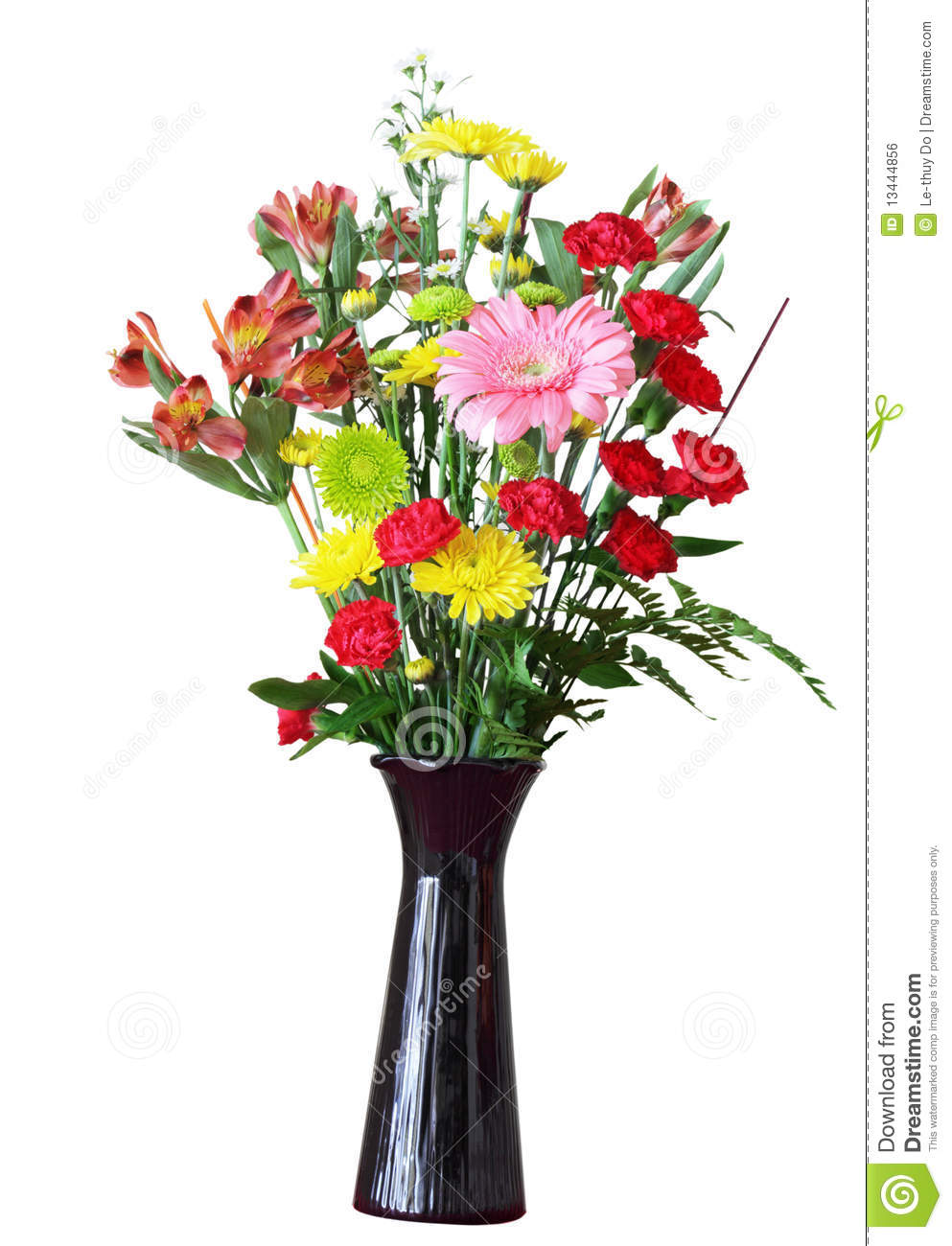 Flowers in the vase stock photo image of bouquet flower 13444856 flowers in the vase reviewsmspy