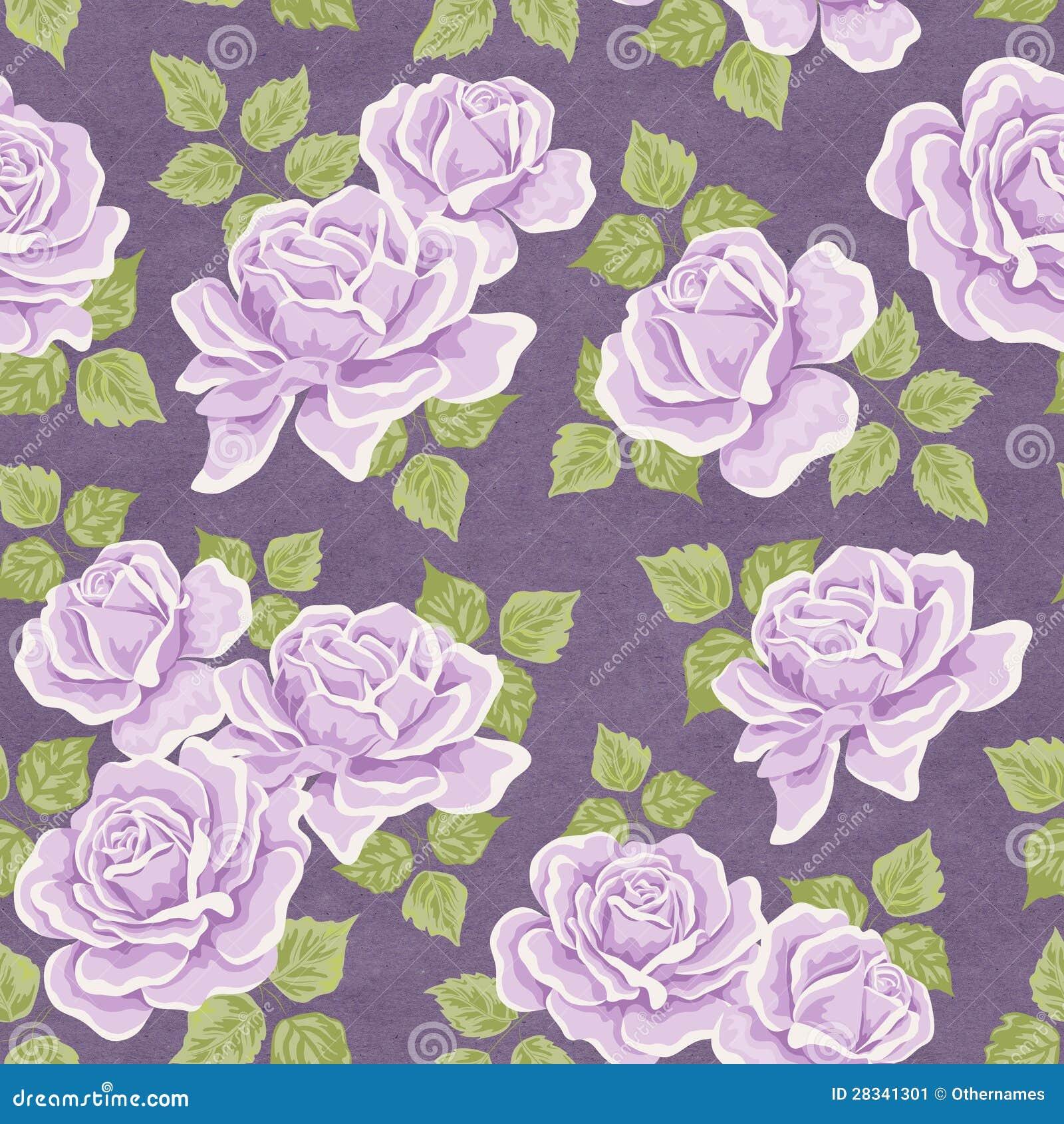 flowery wallpaper background stock illustration illustration of