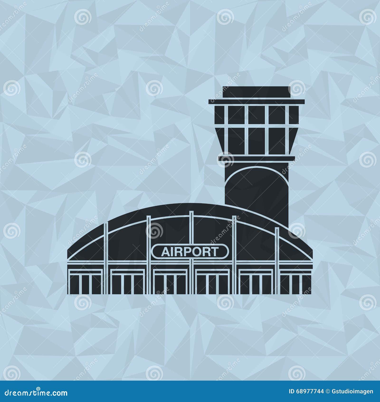 Flughafenabfertigungsgebäudedesign