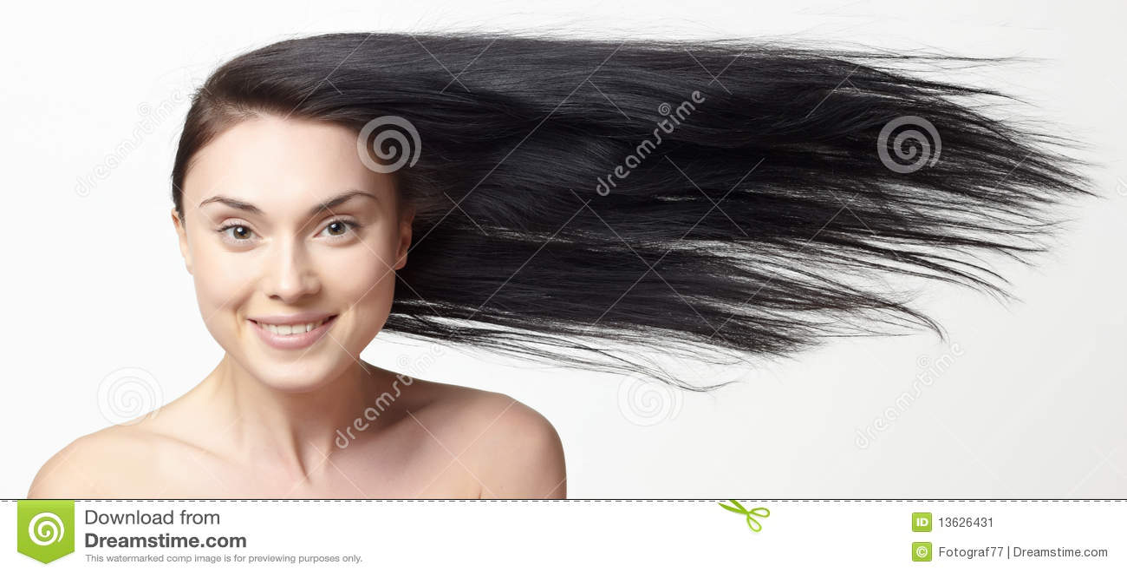 Flugwesen-Haar