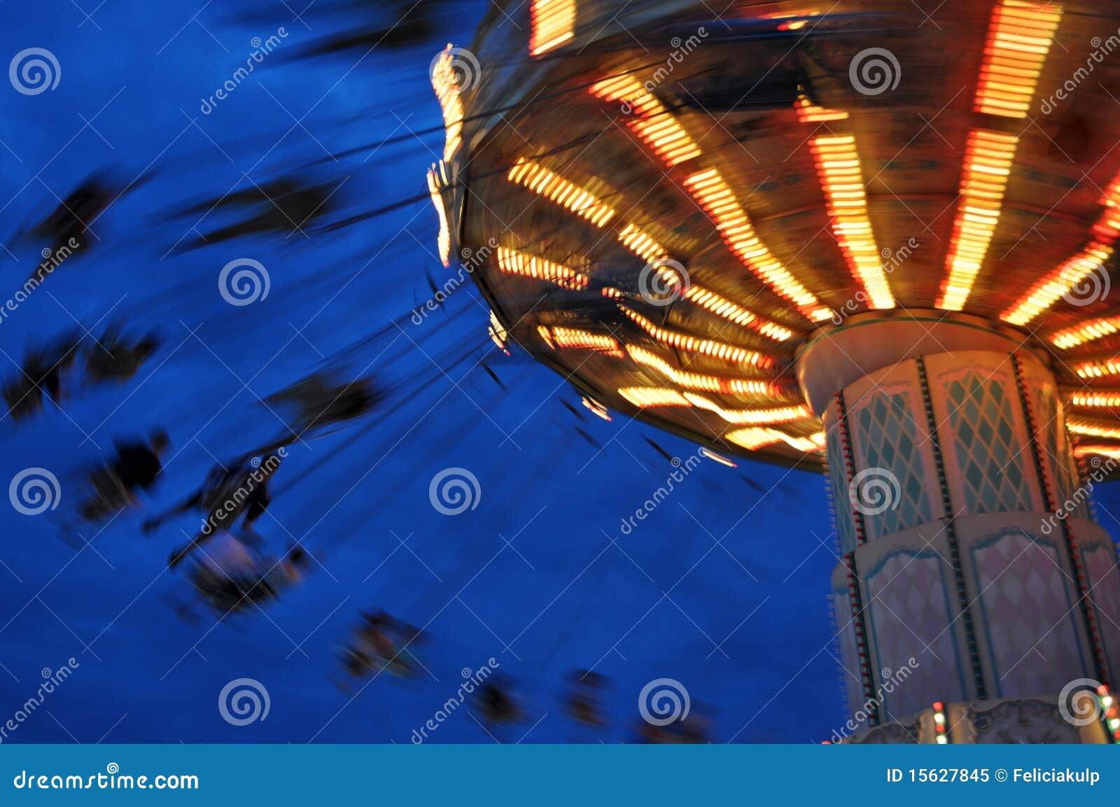 Flugwesen-Karussell-Unterhaltungs-Fahrt