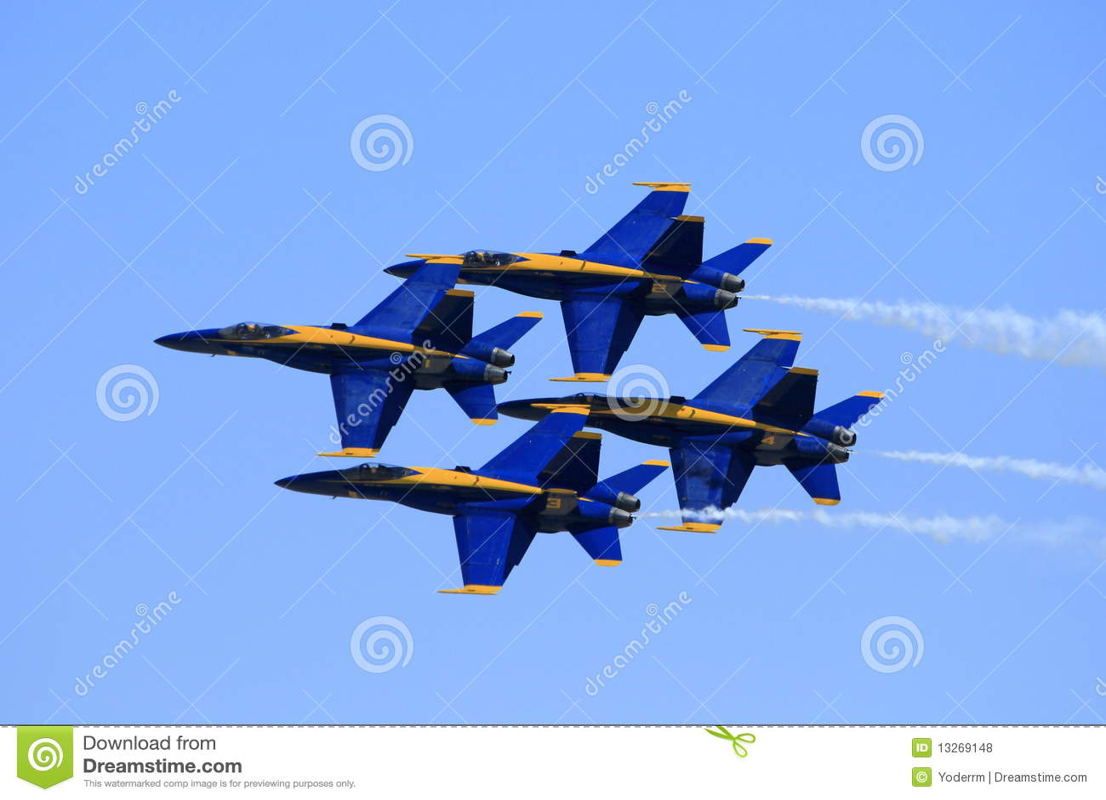 Flugzeuge in der Anordnung
