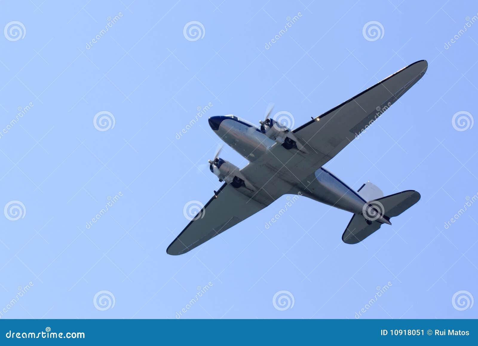 Flugzeuge Douglas-DC-3