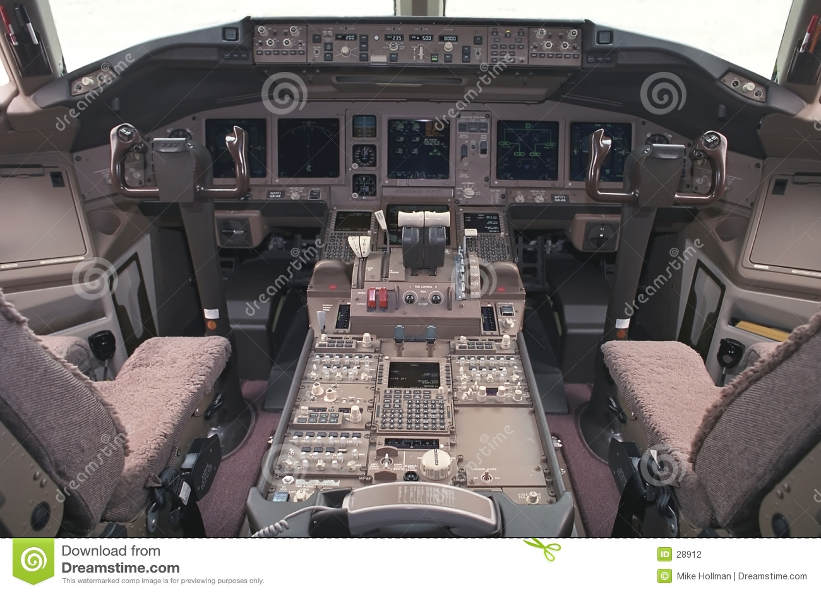 Flugzeuge Flugplattform