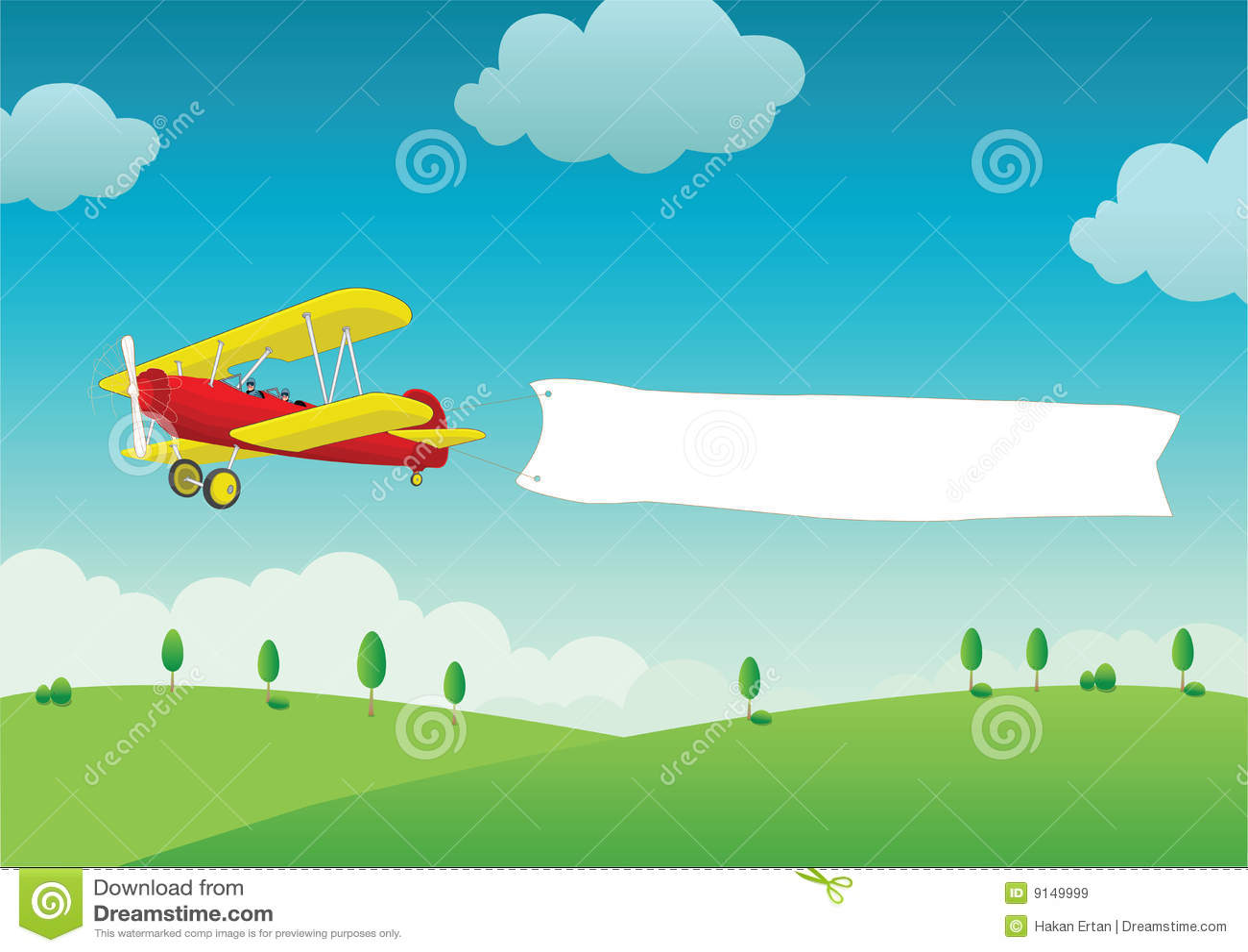 Flugzeugmeldung
