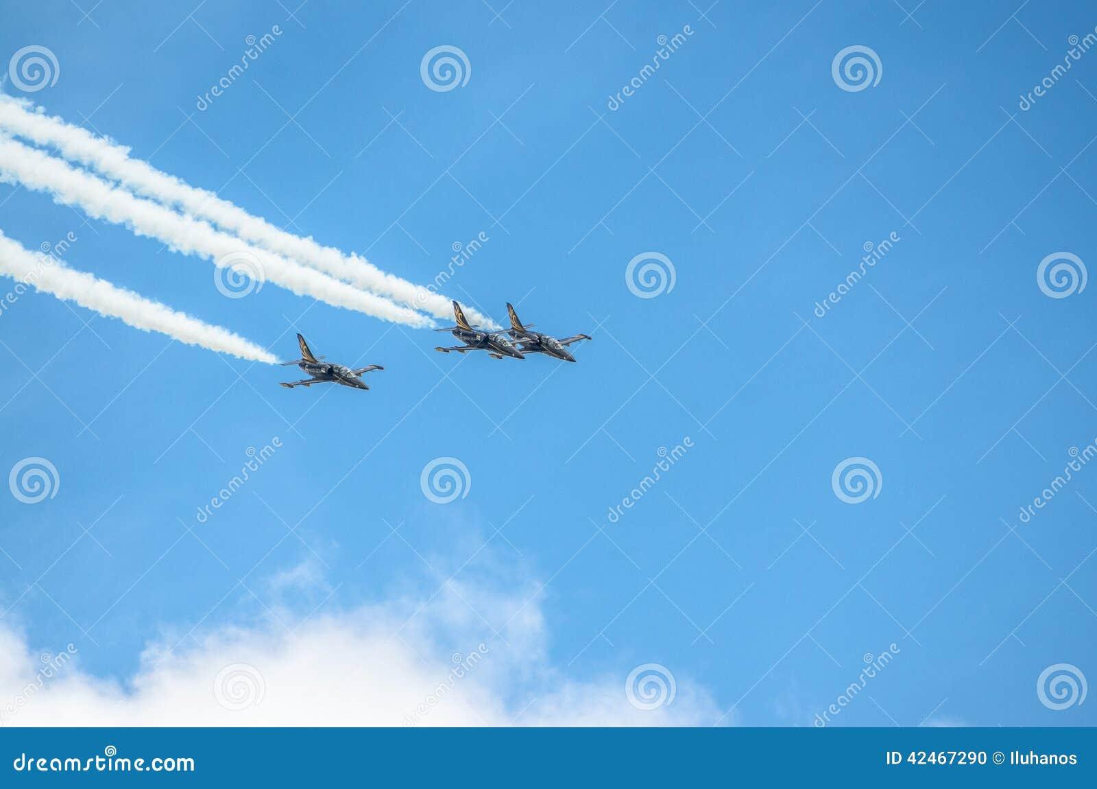 Flugzeugmilitär