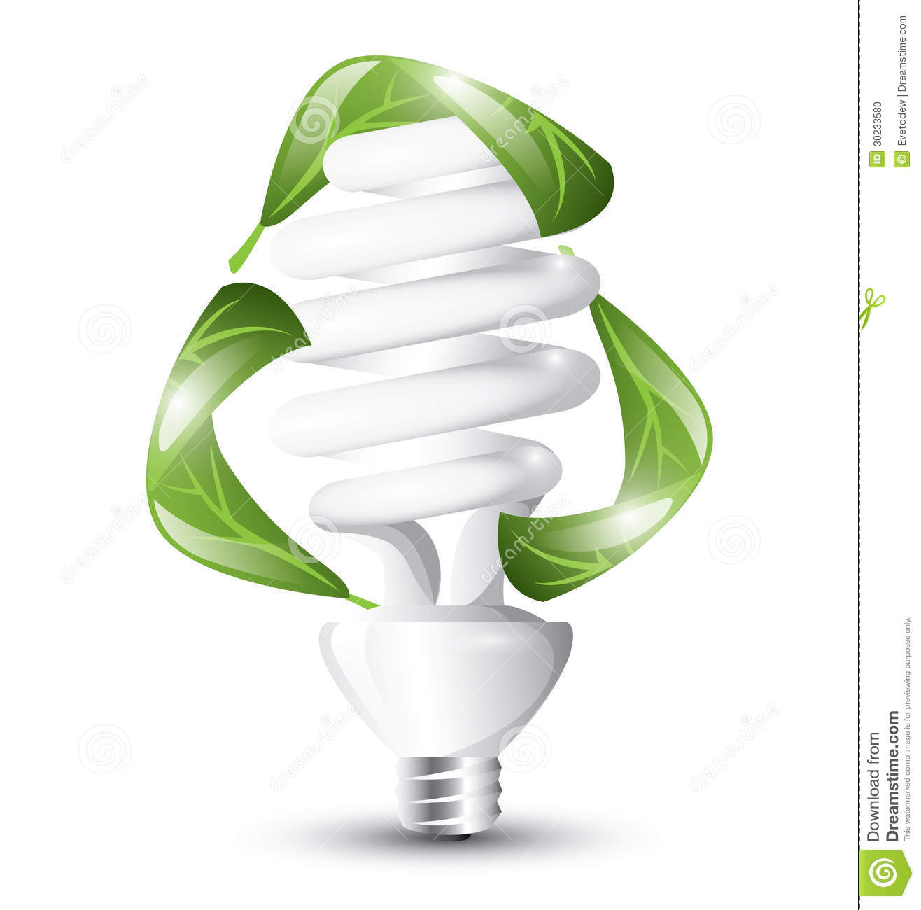 Light Bulb Information For Recycling