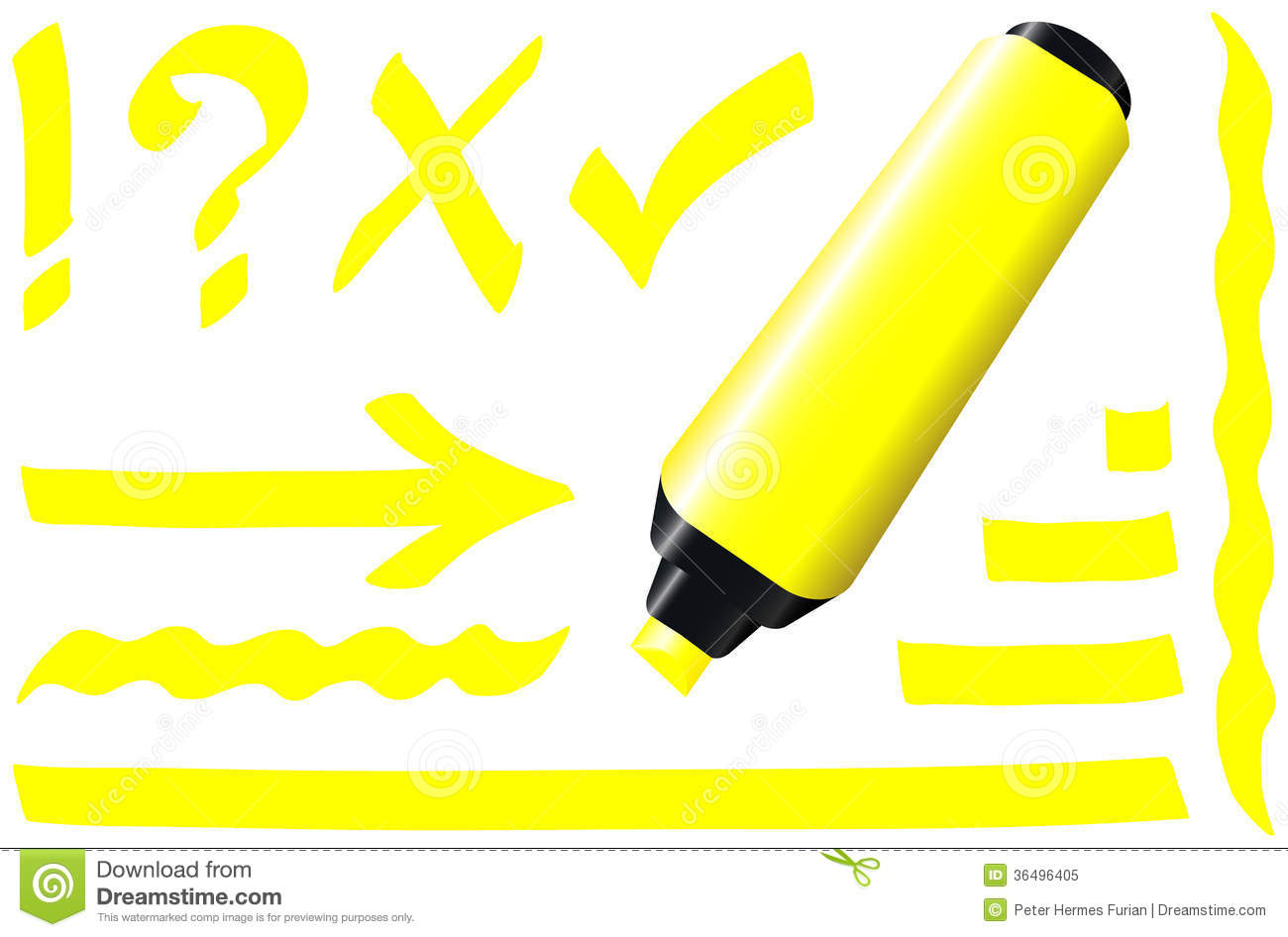 How To Make Fluorescent Yellow Paint