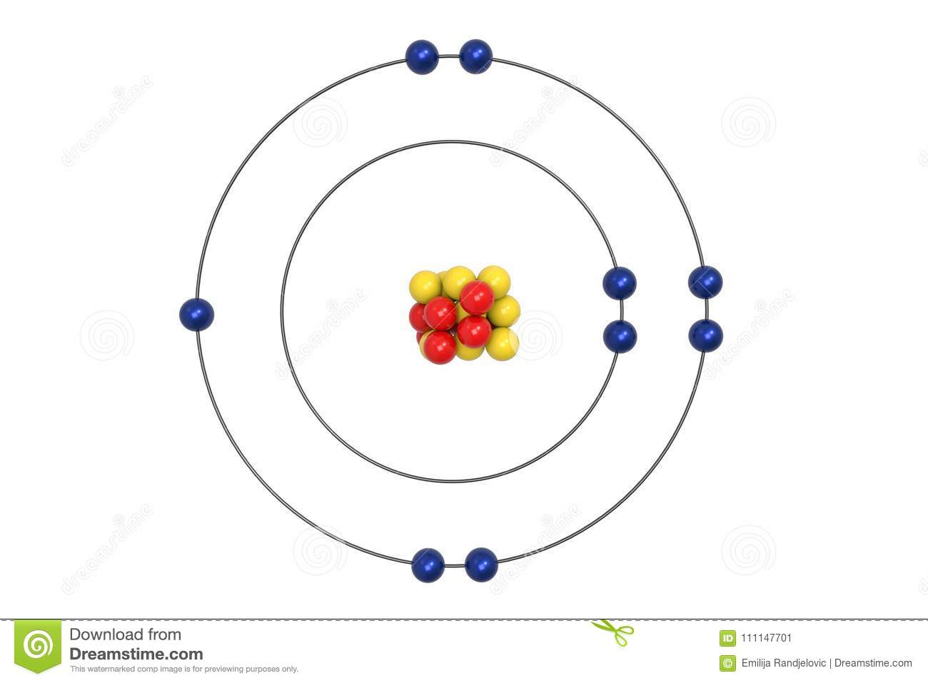 Diagram of fluorine bohr model auto wiring diagram today fluorine atom bohr model with proton neutron and electron stock rh dreamstime com nitrogen bohr model diagram argon bohr model diagram ccuart Images