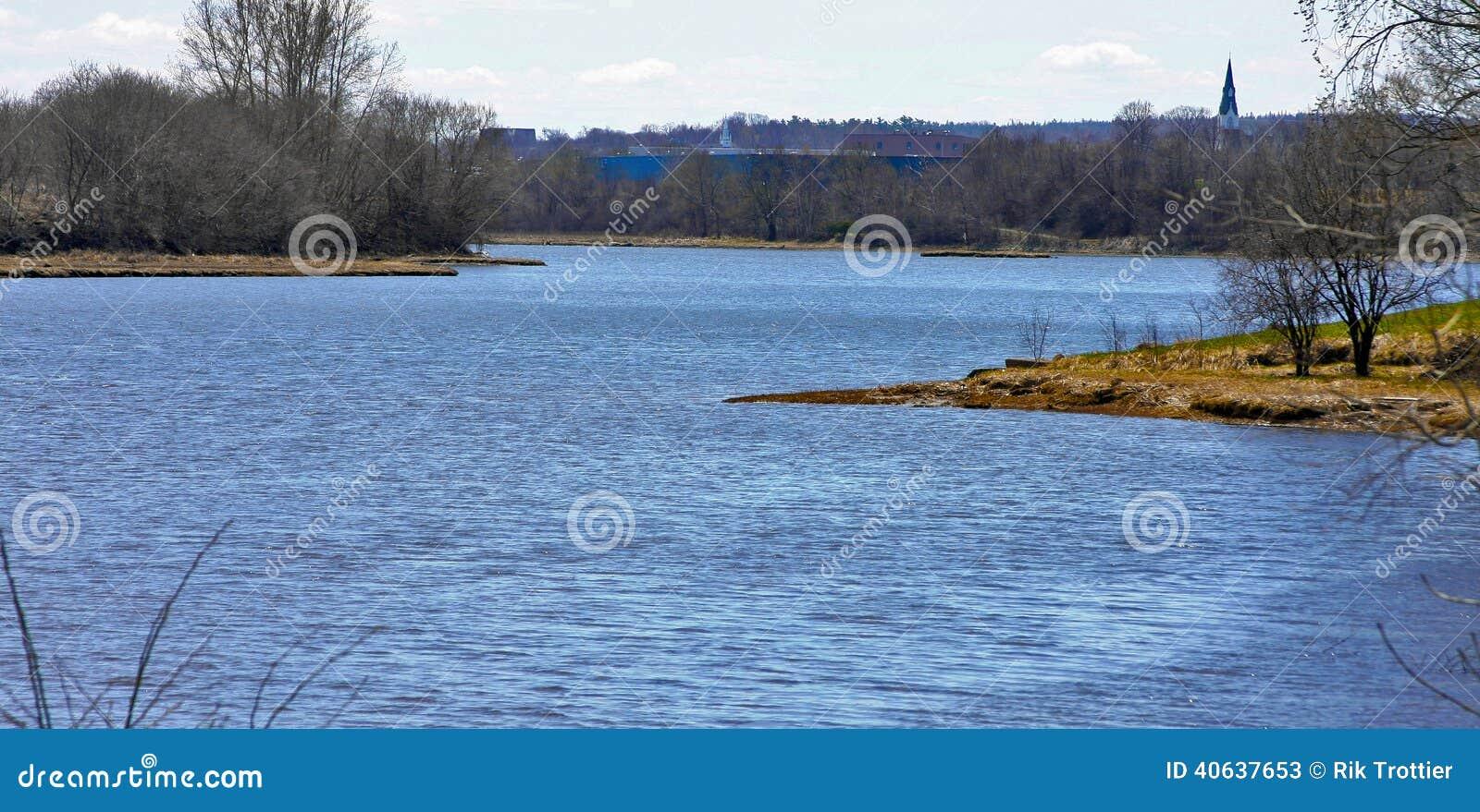 Flussbiegungen