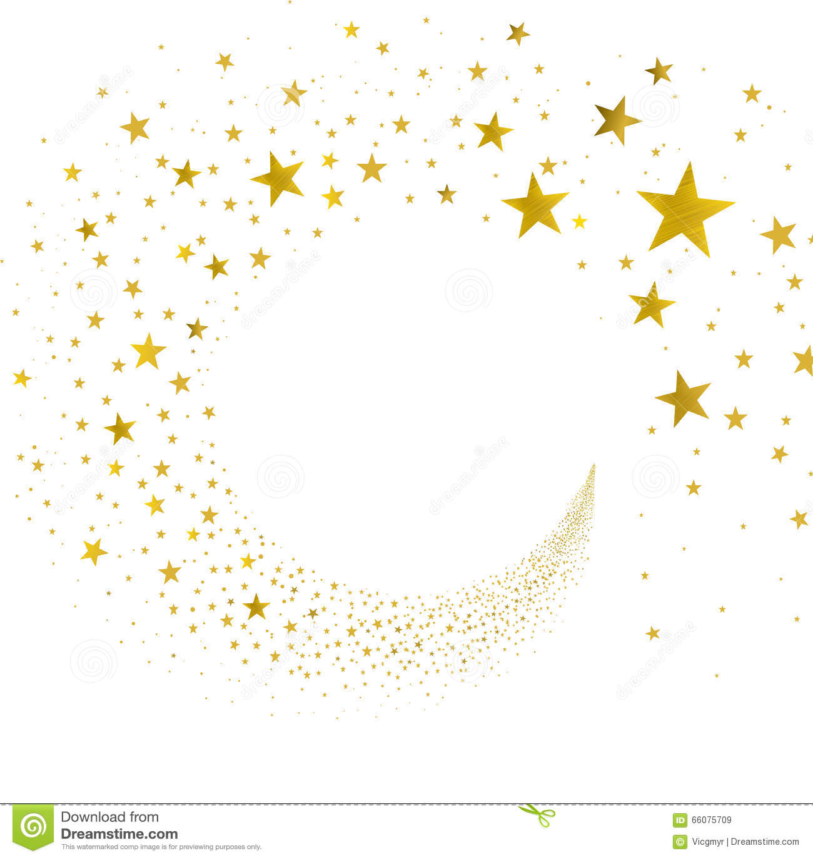 Flussgold-Sterne