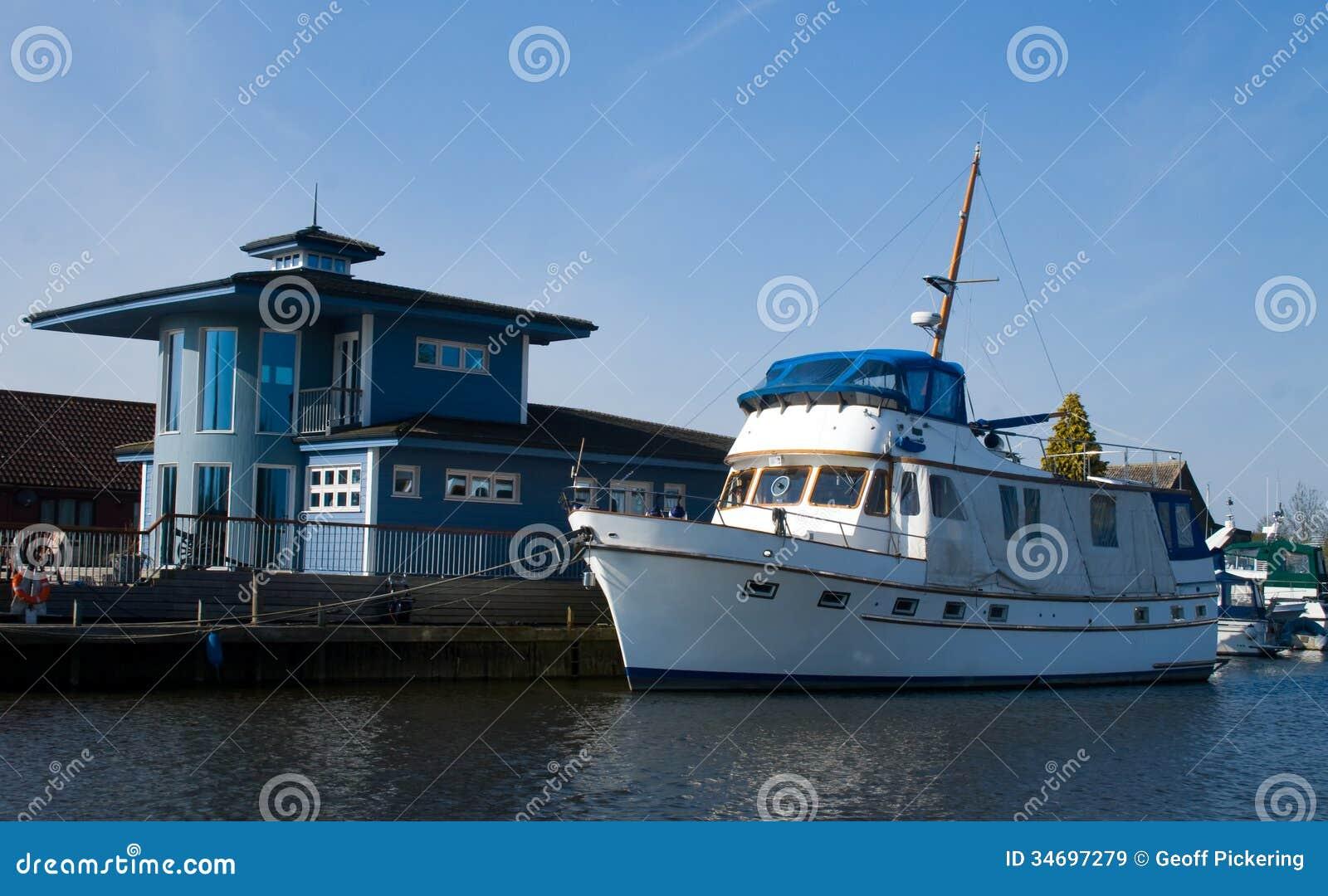 Flussufer-Haus